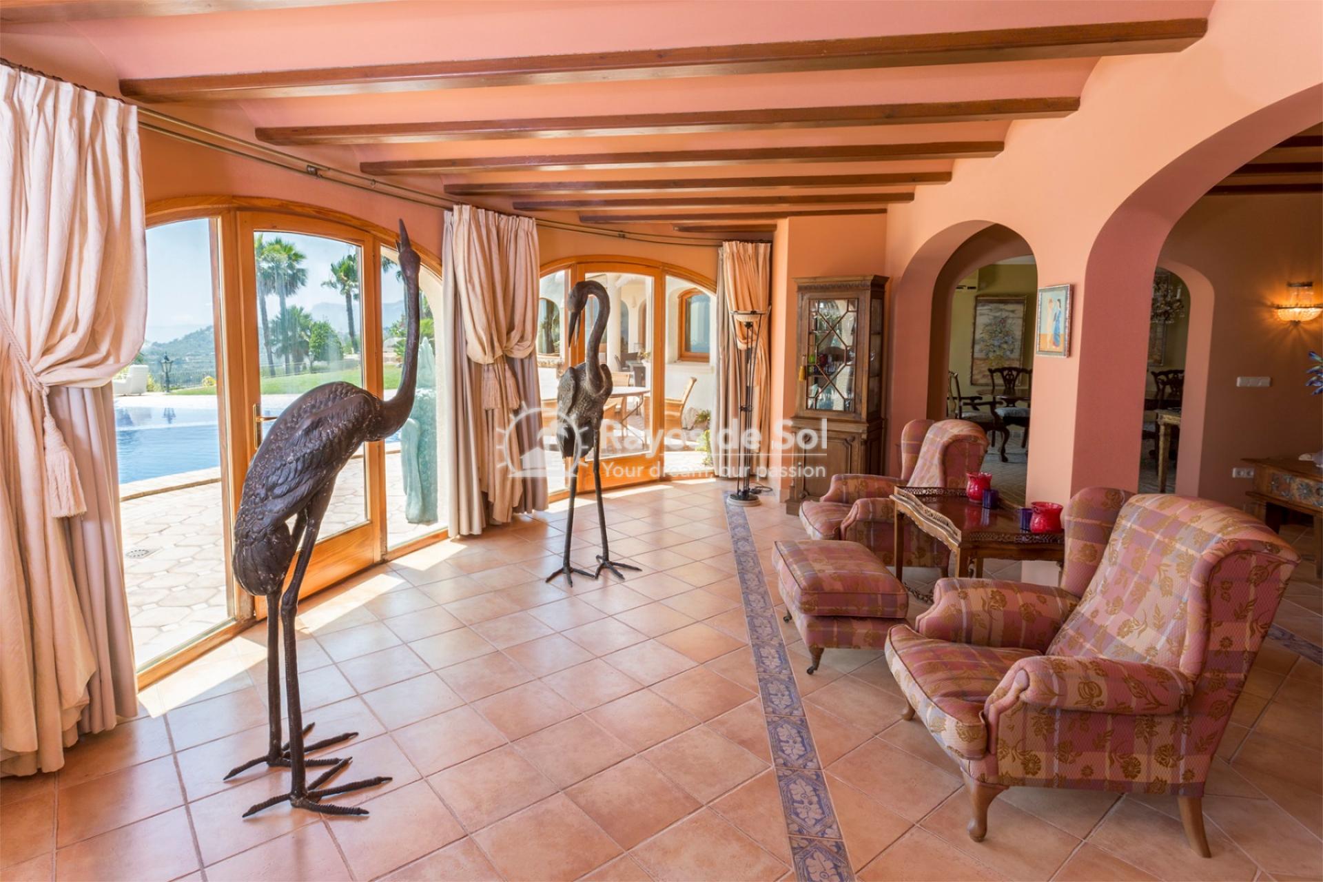 Villa  in Benissa, Costa Blanca (3190) - 16