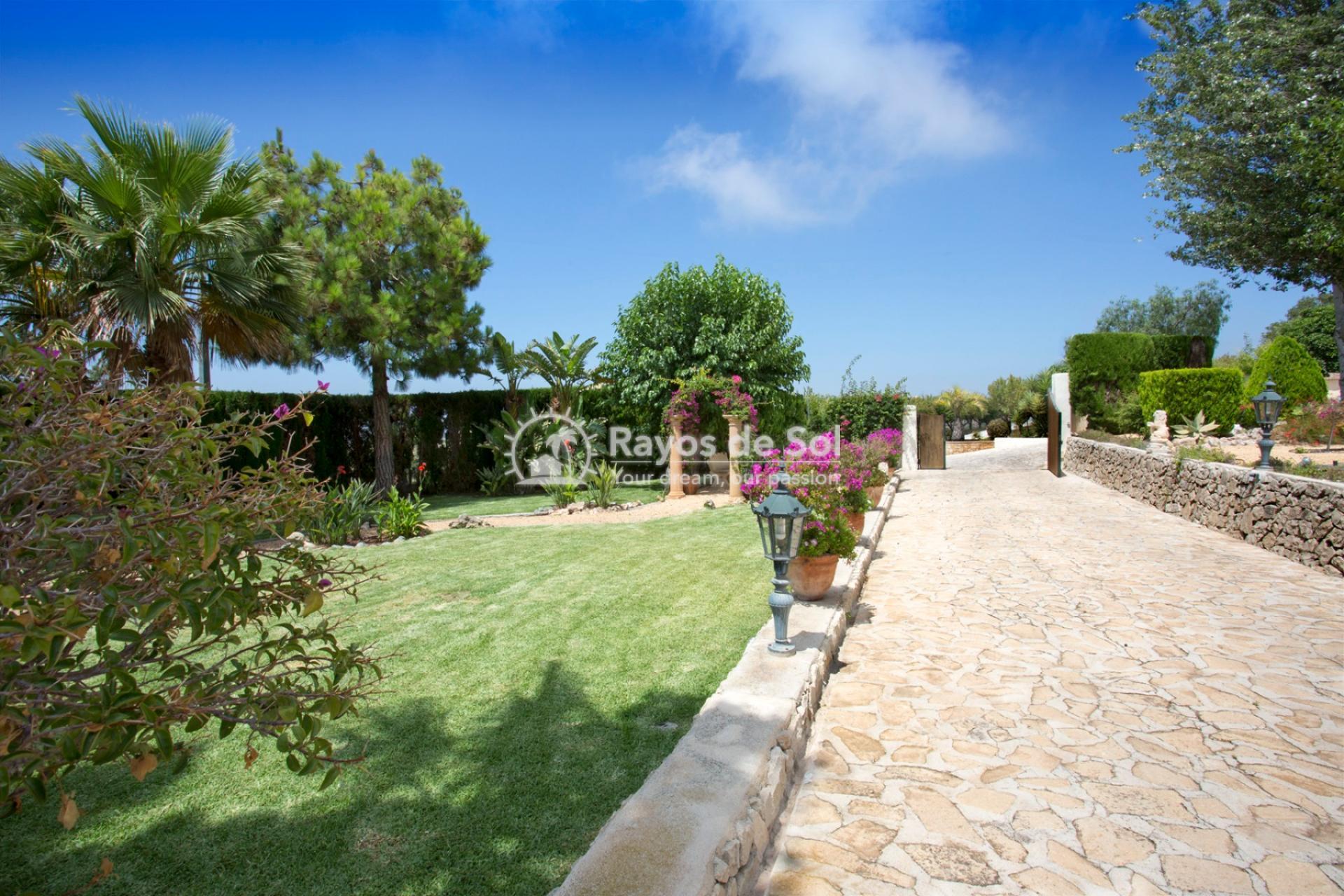 Villa  in Benissa, Costa Blanca (3190) - 19