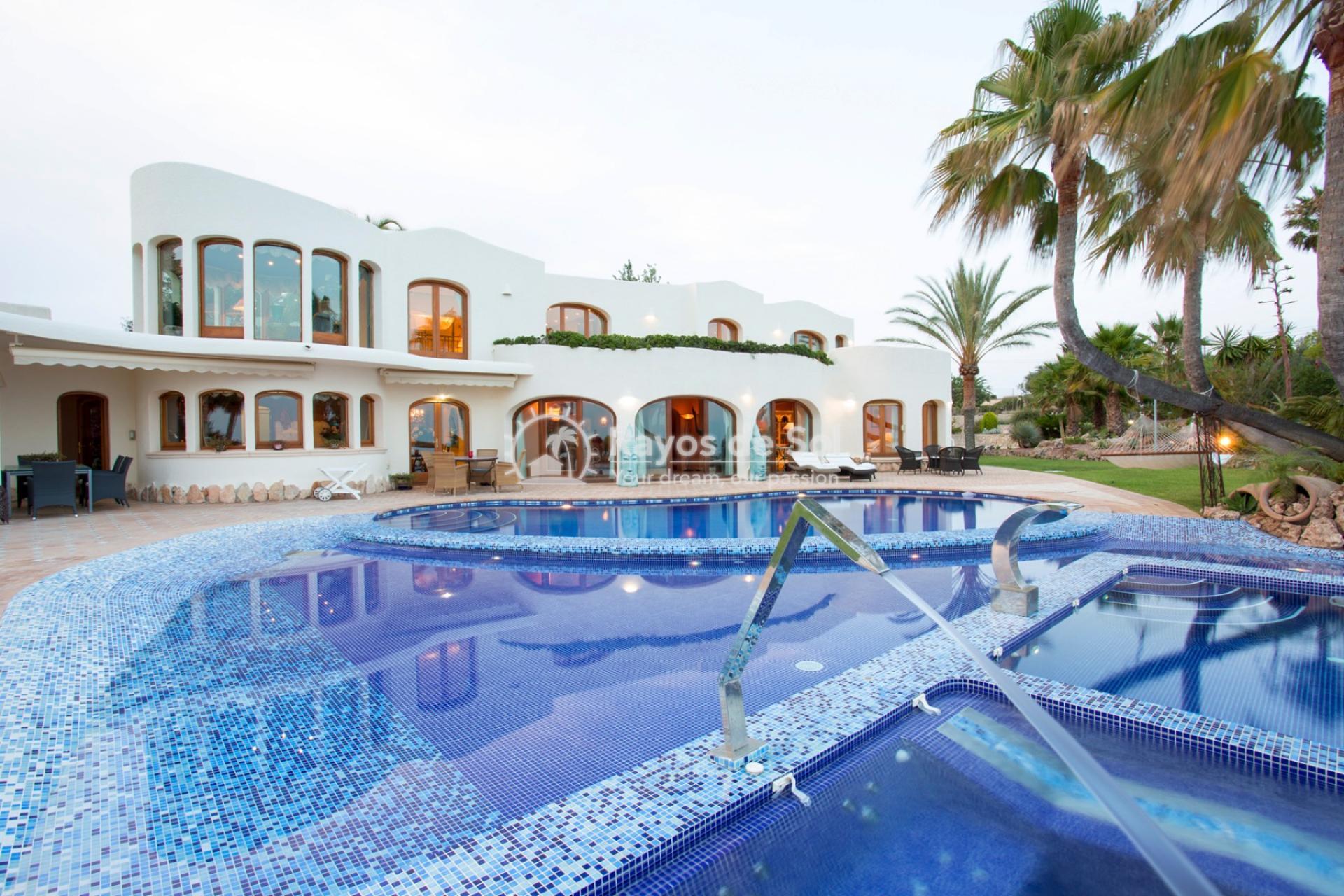 Villa  in Benissa, Costa Blanca (3190) - 21