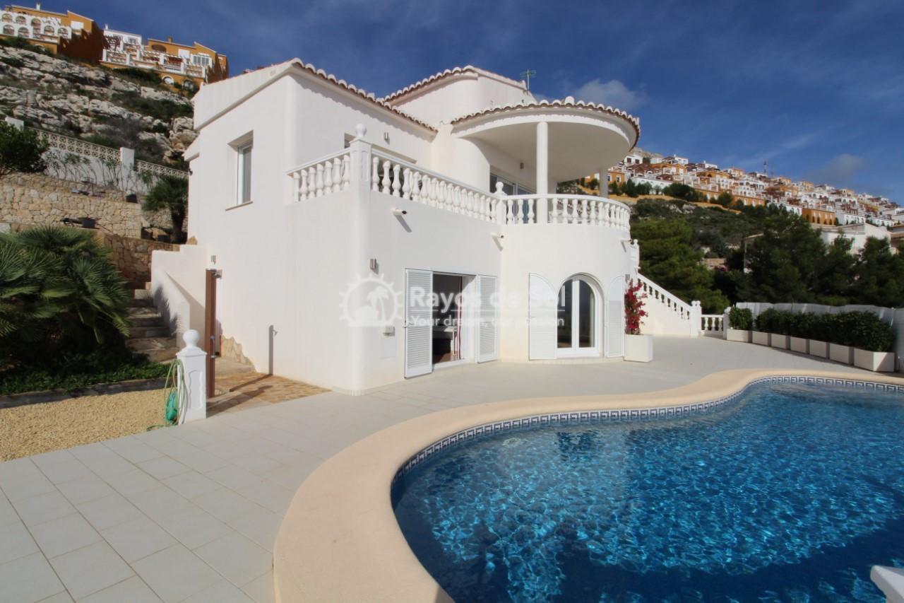 Villa  in Benitachell, Costa Blanca (3236) - 1