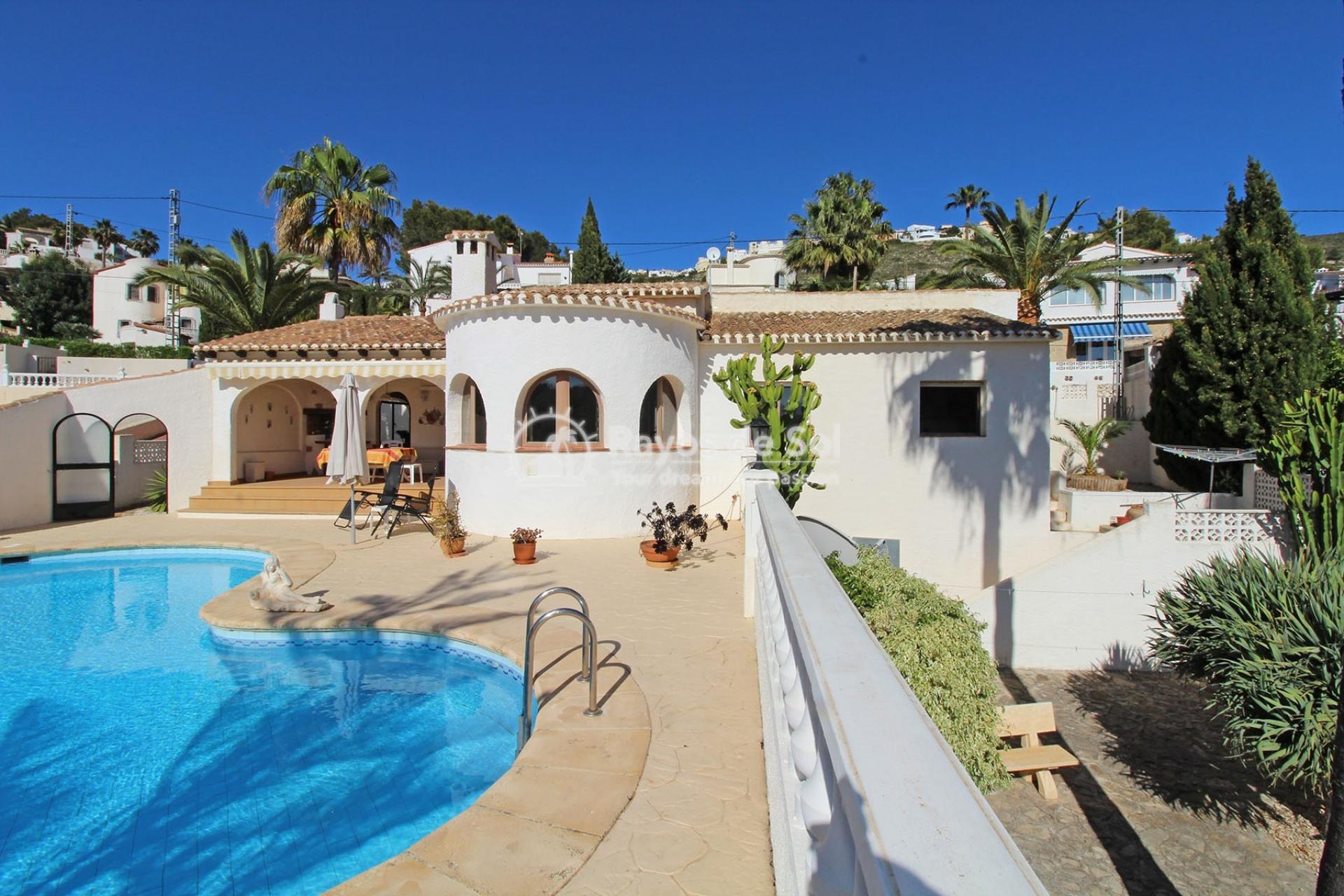 Villa  in Moraira, Costa Blanca (3401ex) - 2