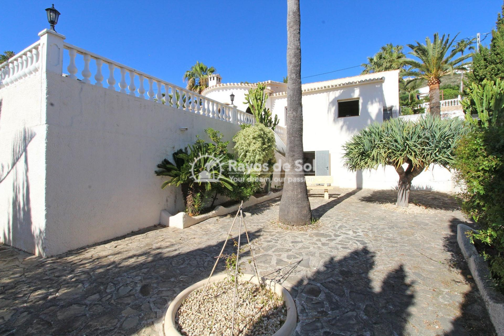 Villa  in Moraira, Costa Blanca (3401ex) - 4