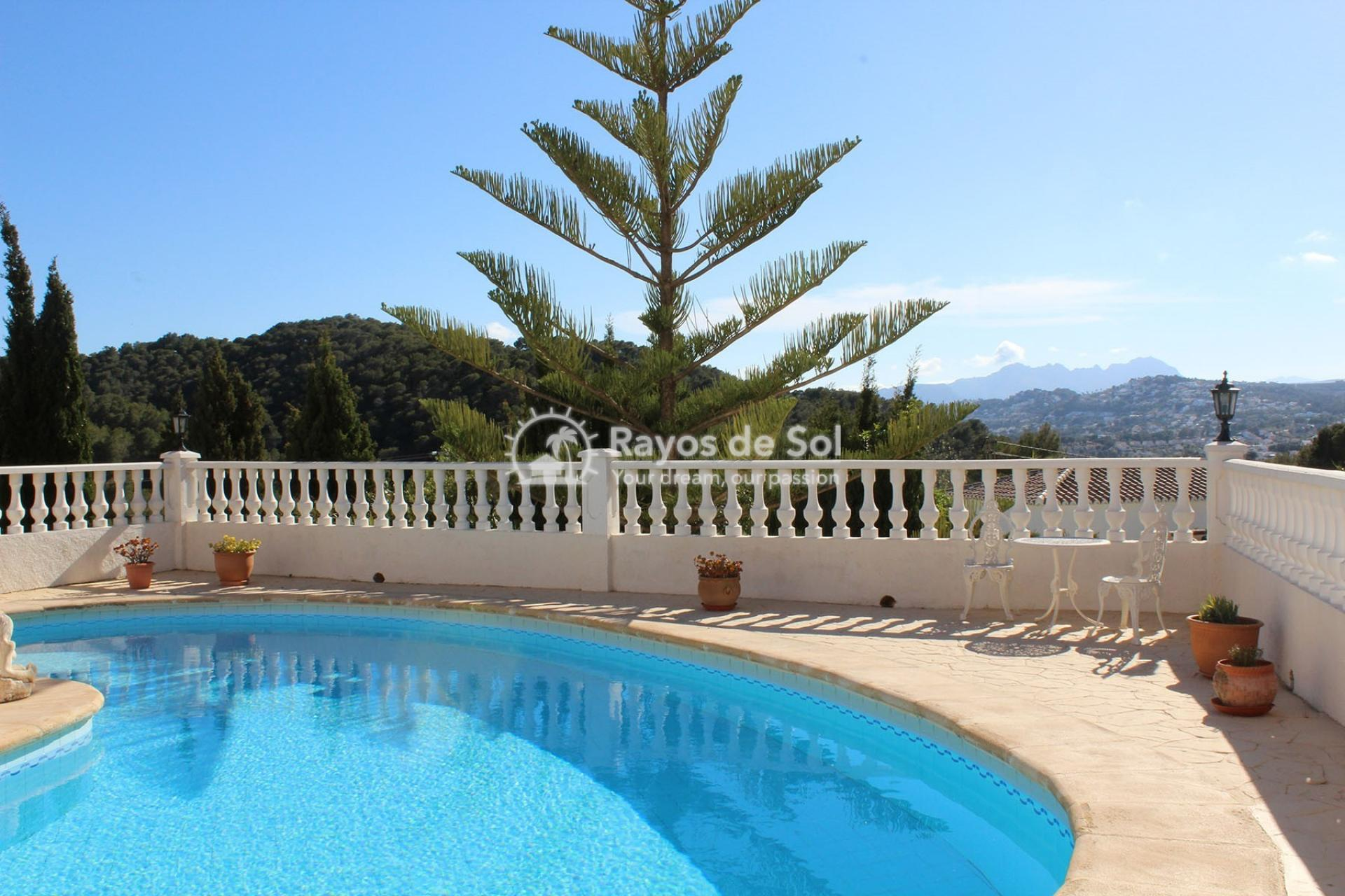 Villa  in Moraira, Costa Blanca (3401ex) - 5