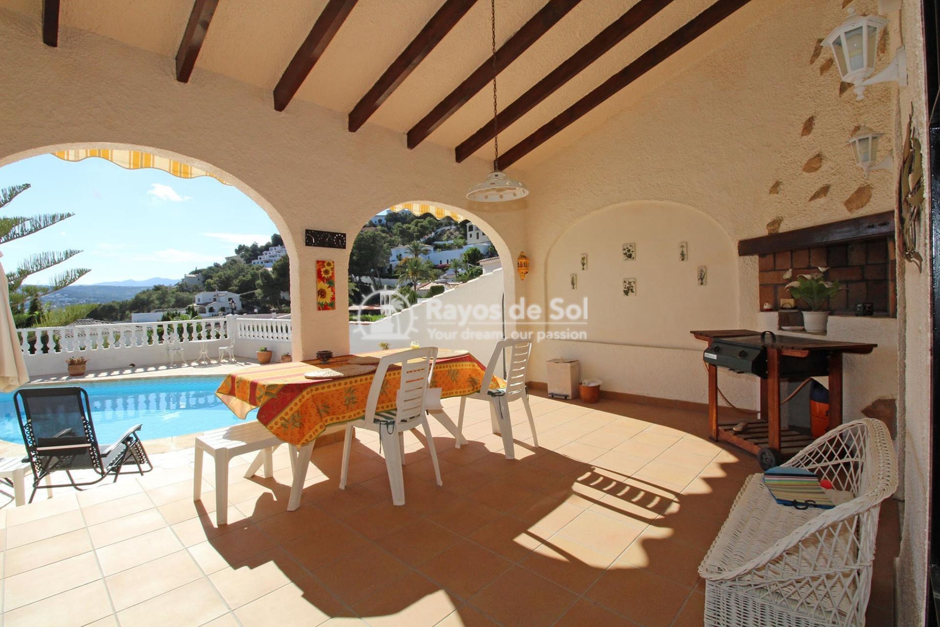 Villa  in Moraira, Costa Blanca (3401ex) - 6