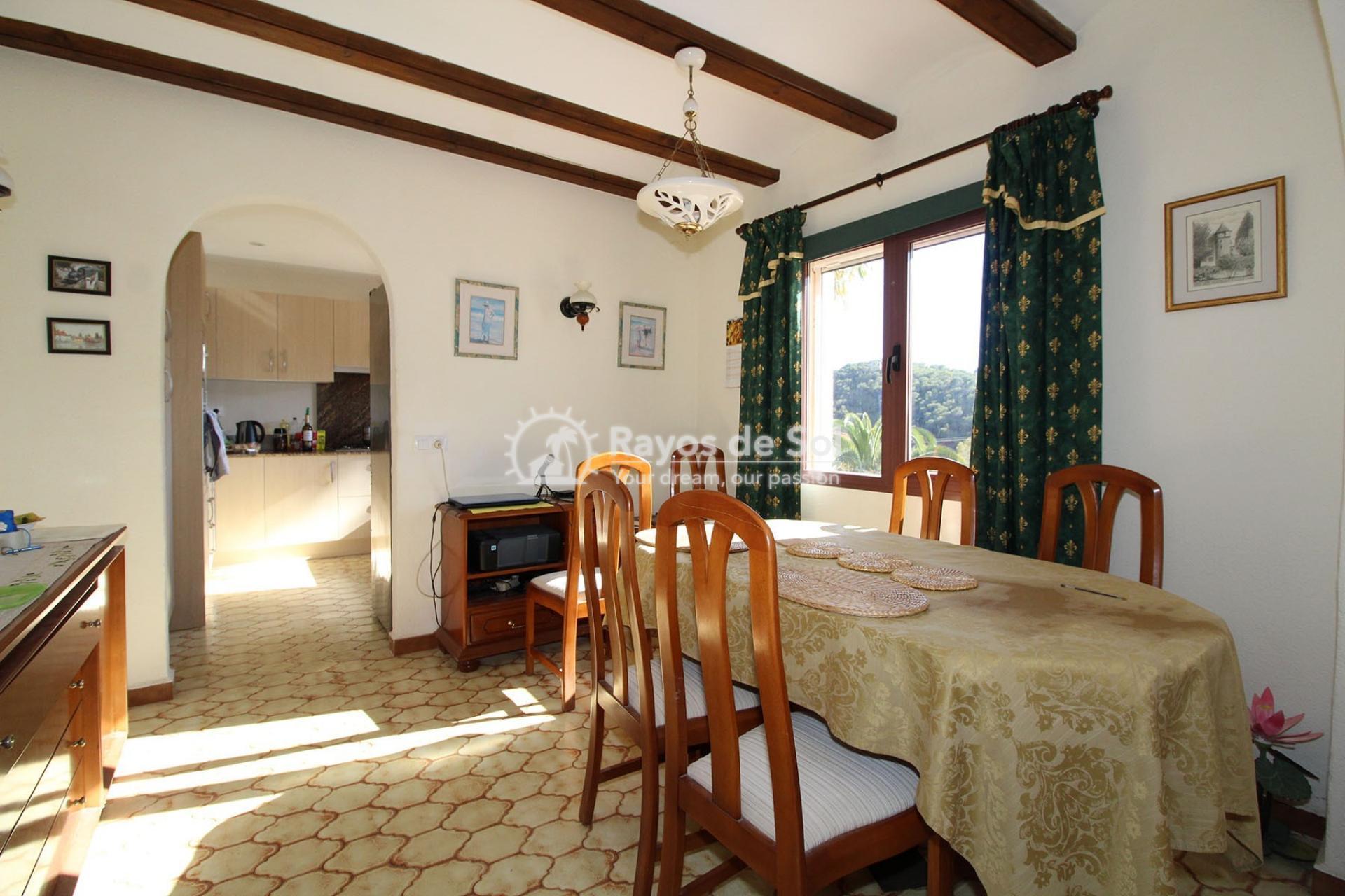 Villa  in Moraira, Costa Blanca (3401ex) - 8