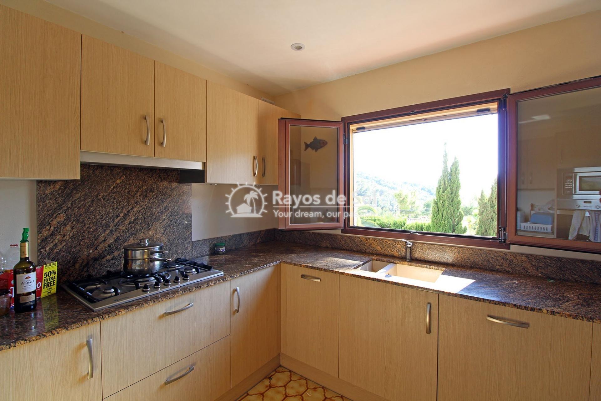 Villa  in Moraira, Costa Blanca (3401ex) - 9