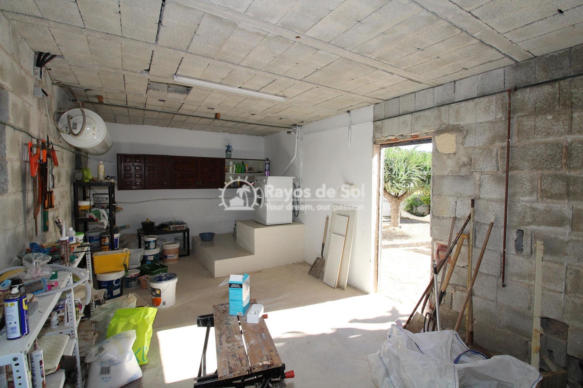 Villa  in Moraira, Costa Blanca (3401ex) - 13