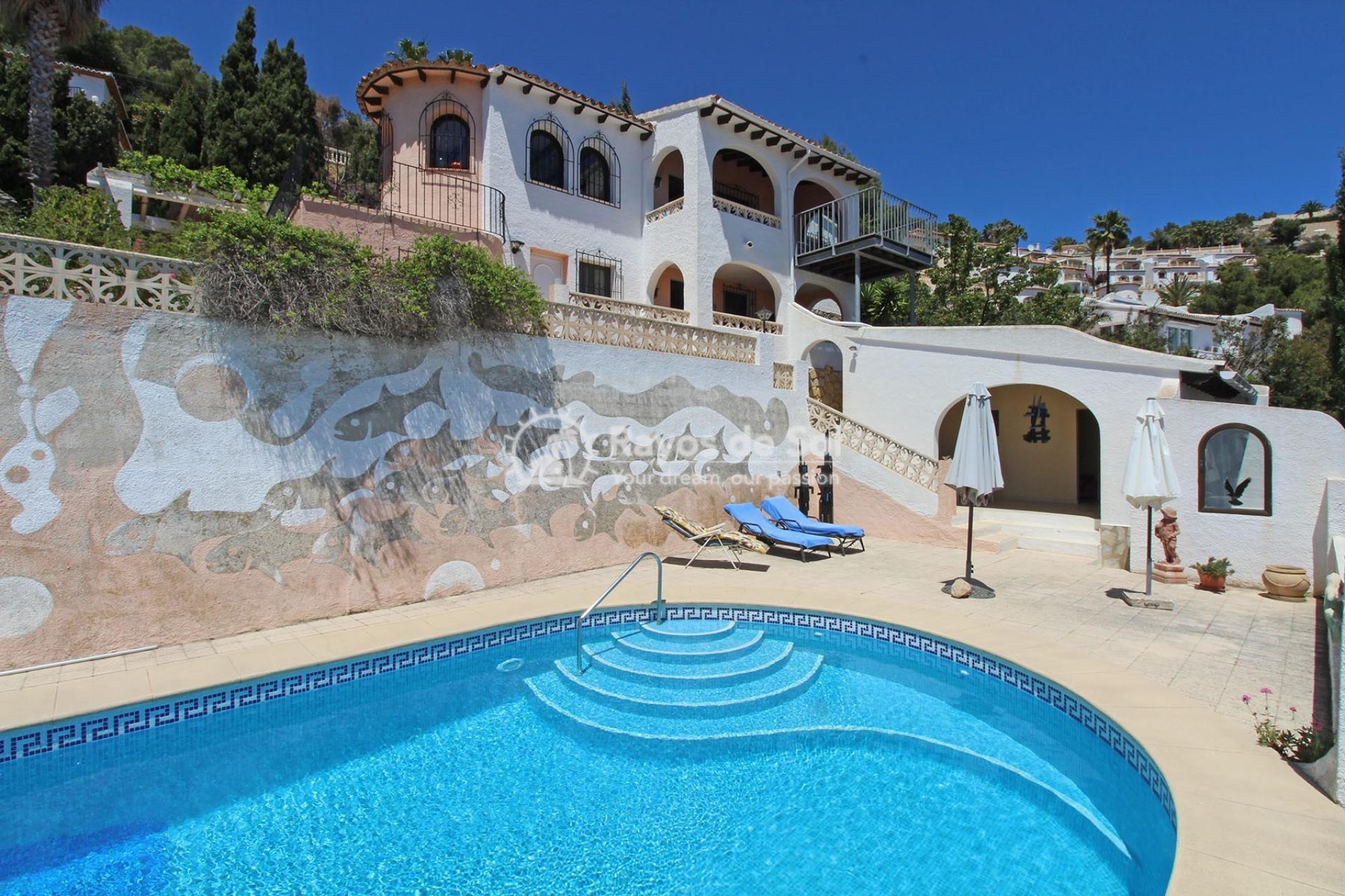 Villa  in Moraira, Costa Blanca (3392) - 5