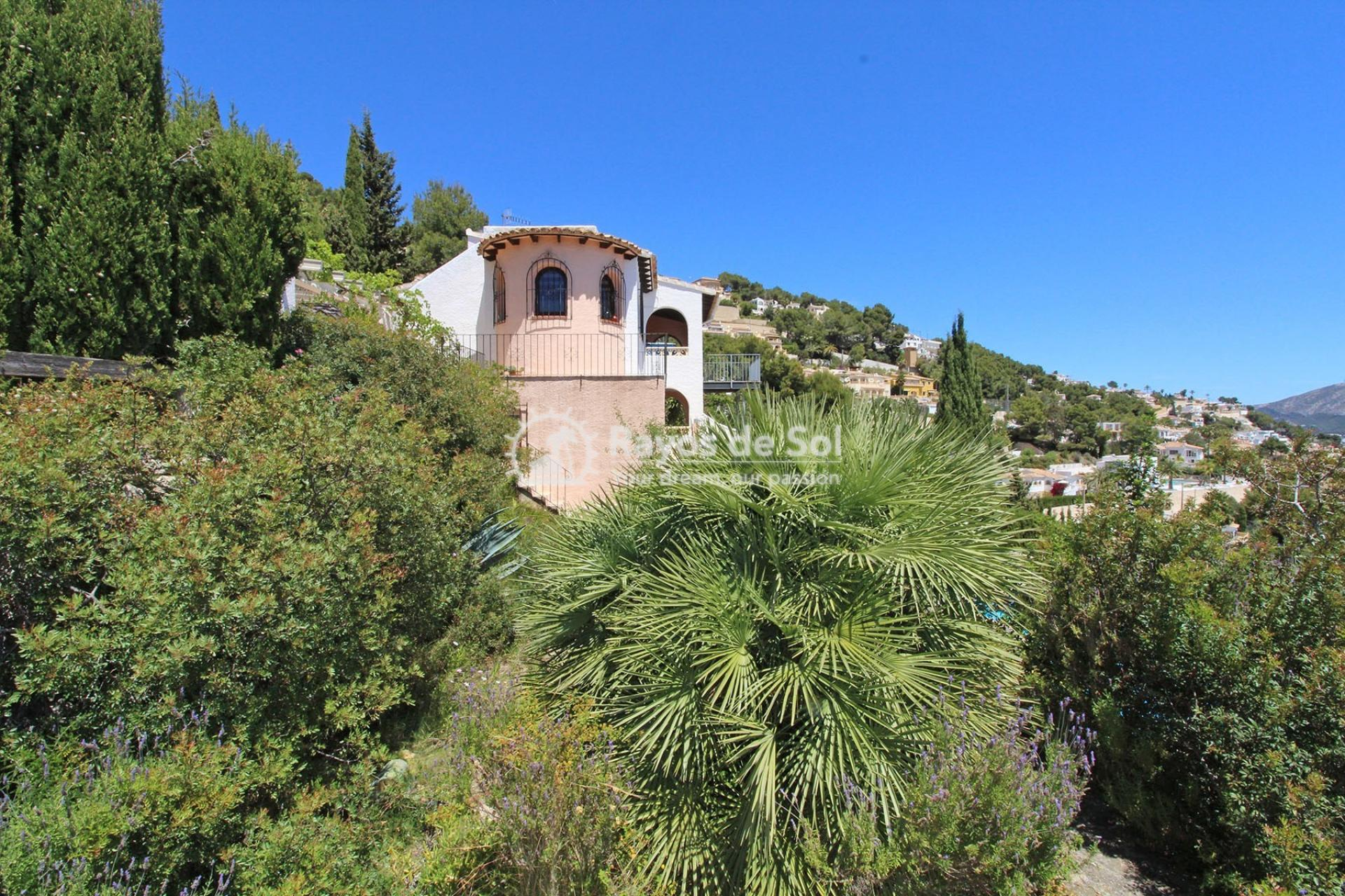 Villa  in Moraira, Costa Blanca (3392) - 7
