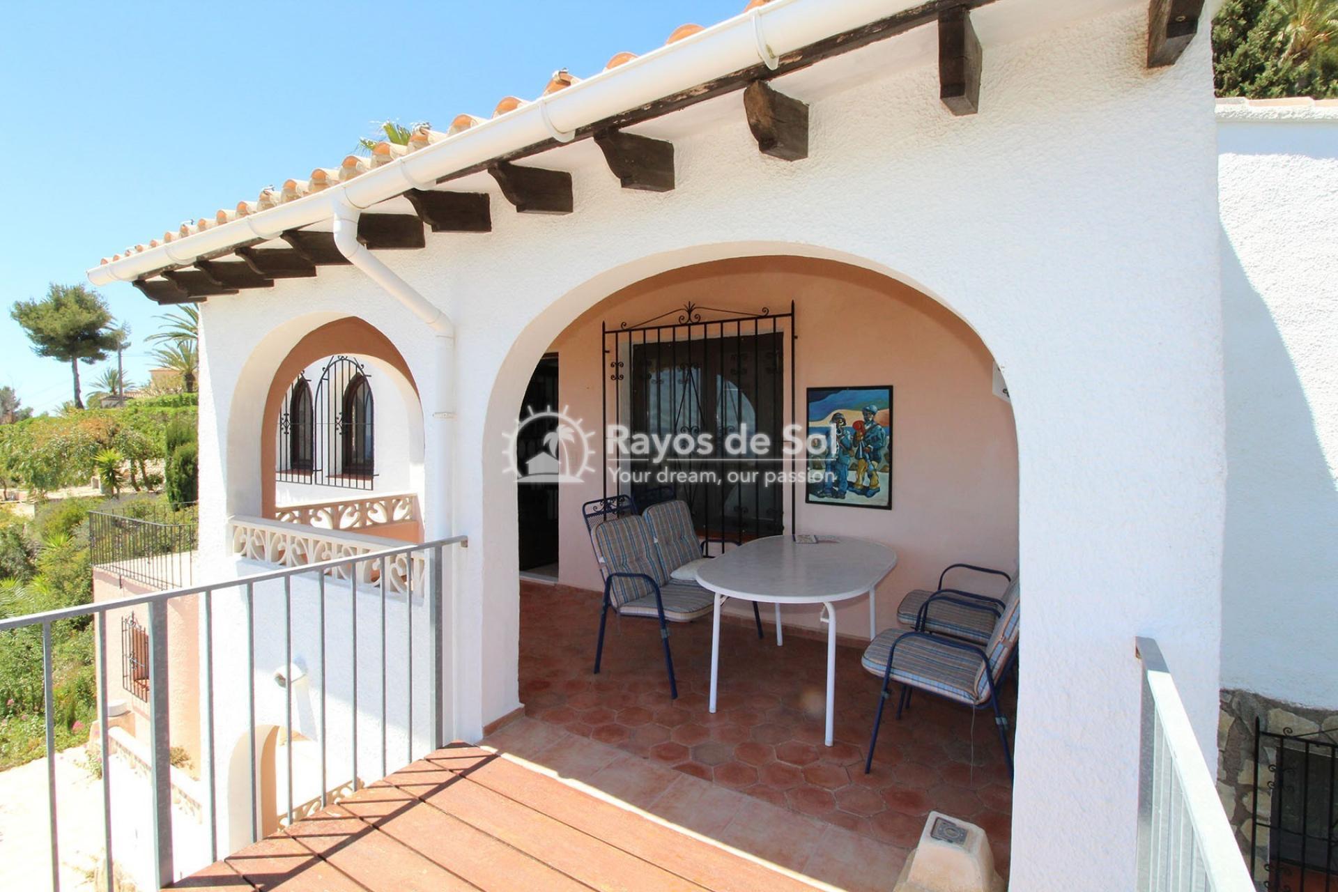 Villa  in Moraira, Costa Blanca (3392) - 10