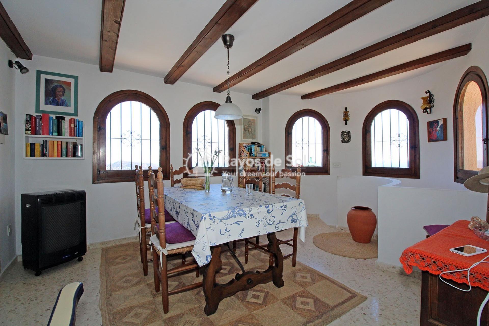 Villa  in Moraira, Costa Blanca (3392) - 12