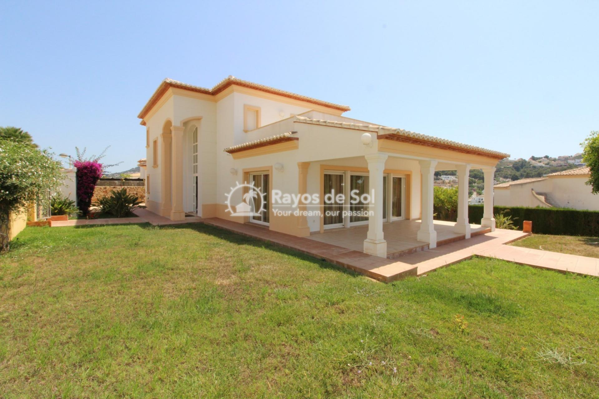 Villa  in Moraira, Costa Blanca (3426) - 2
