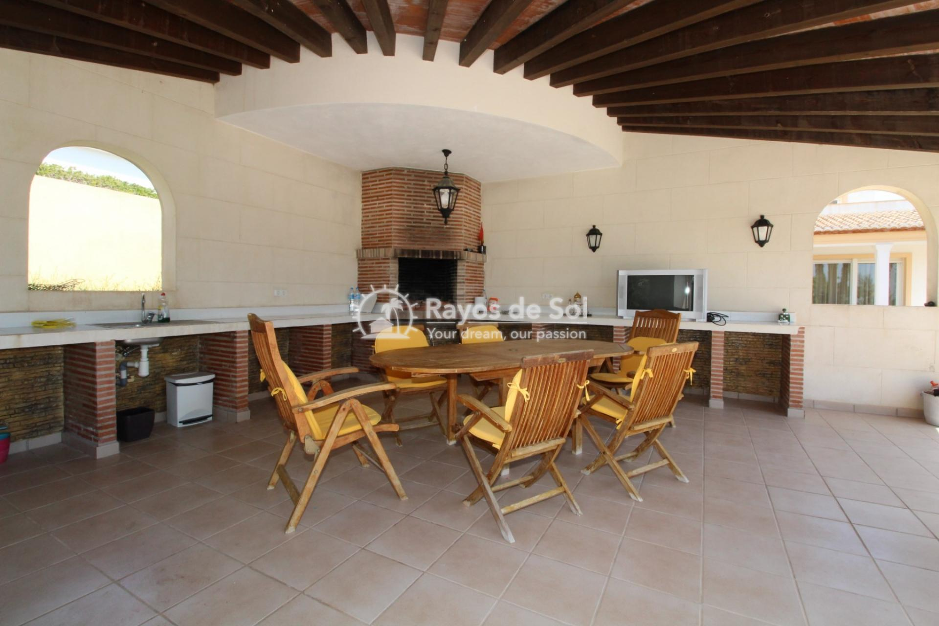 Villa  in Moraira, Costa Blanca (3426) - 7