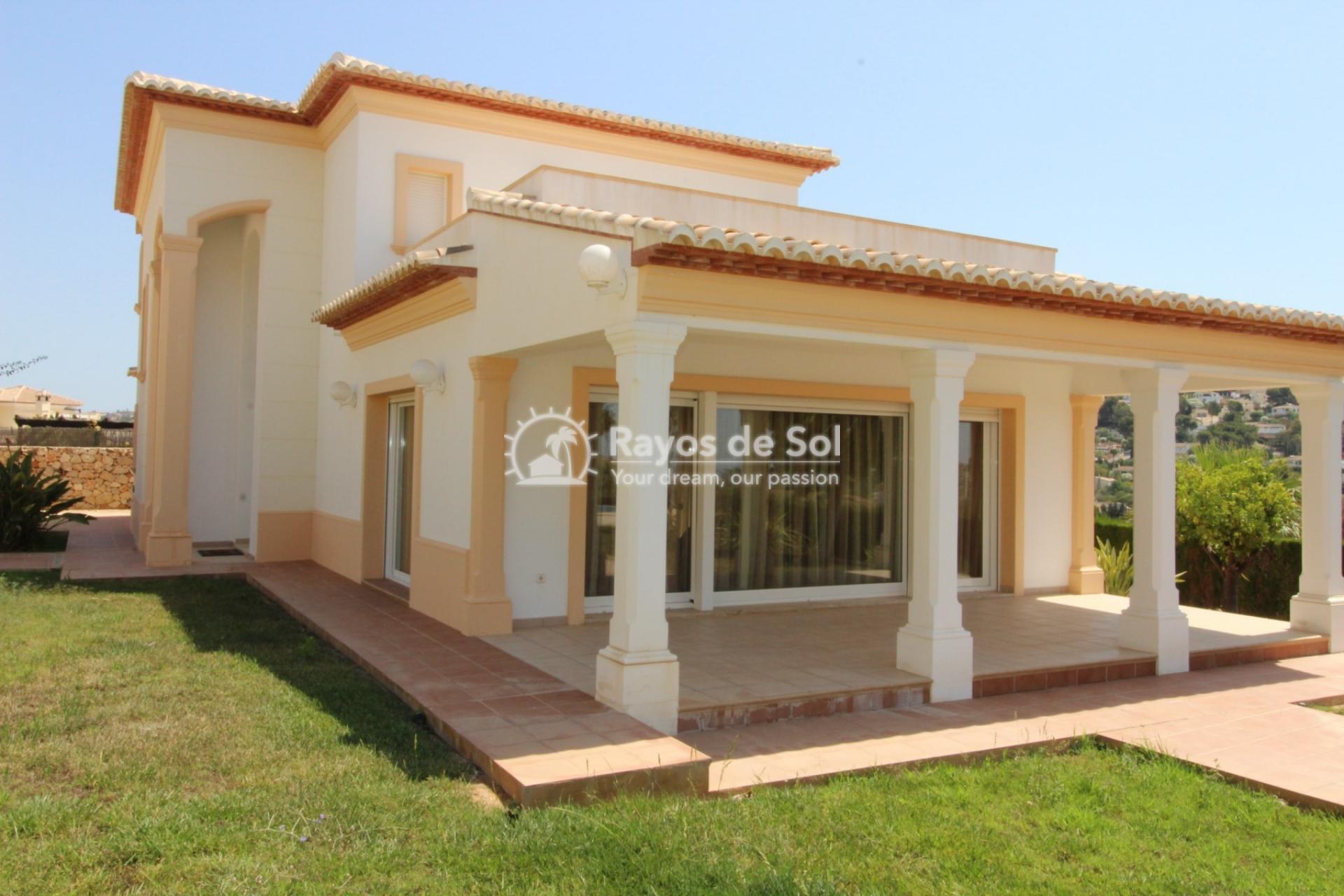 Villa  in Moraira, Costa Blanca (3426) - 8