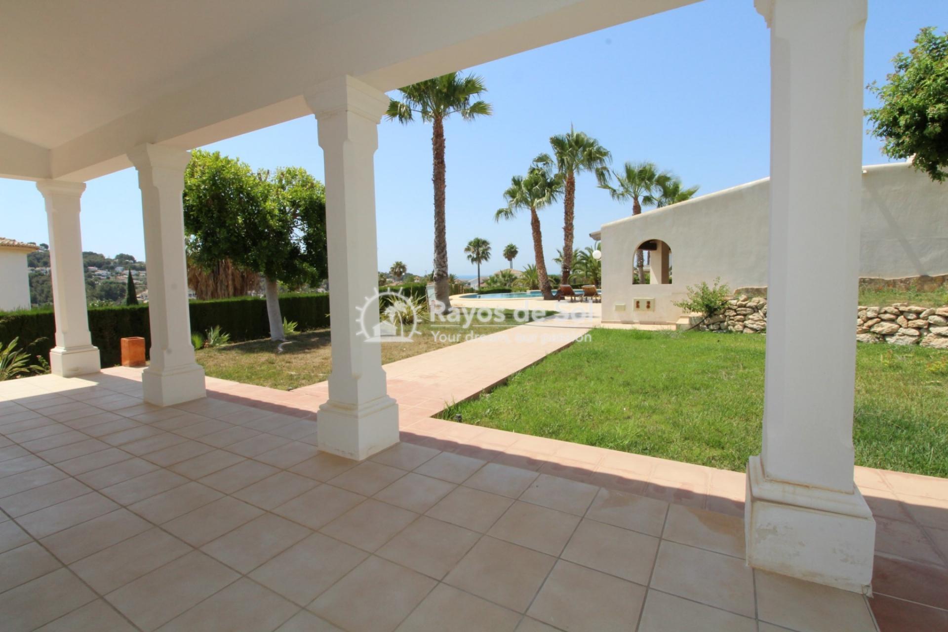 Villa  in Moraira, Costa Blanca (3426) - 9