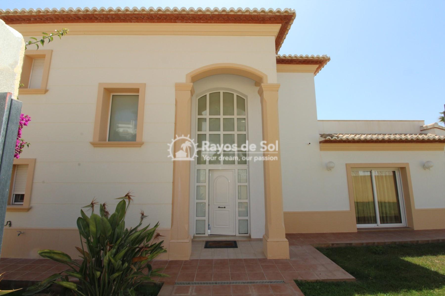 Villa  in Moraira, Costa Blanca (3426) - 21