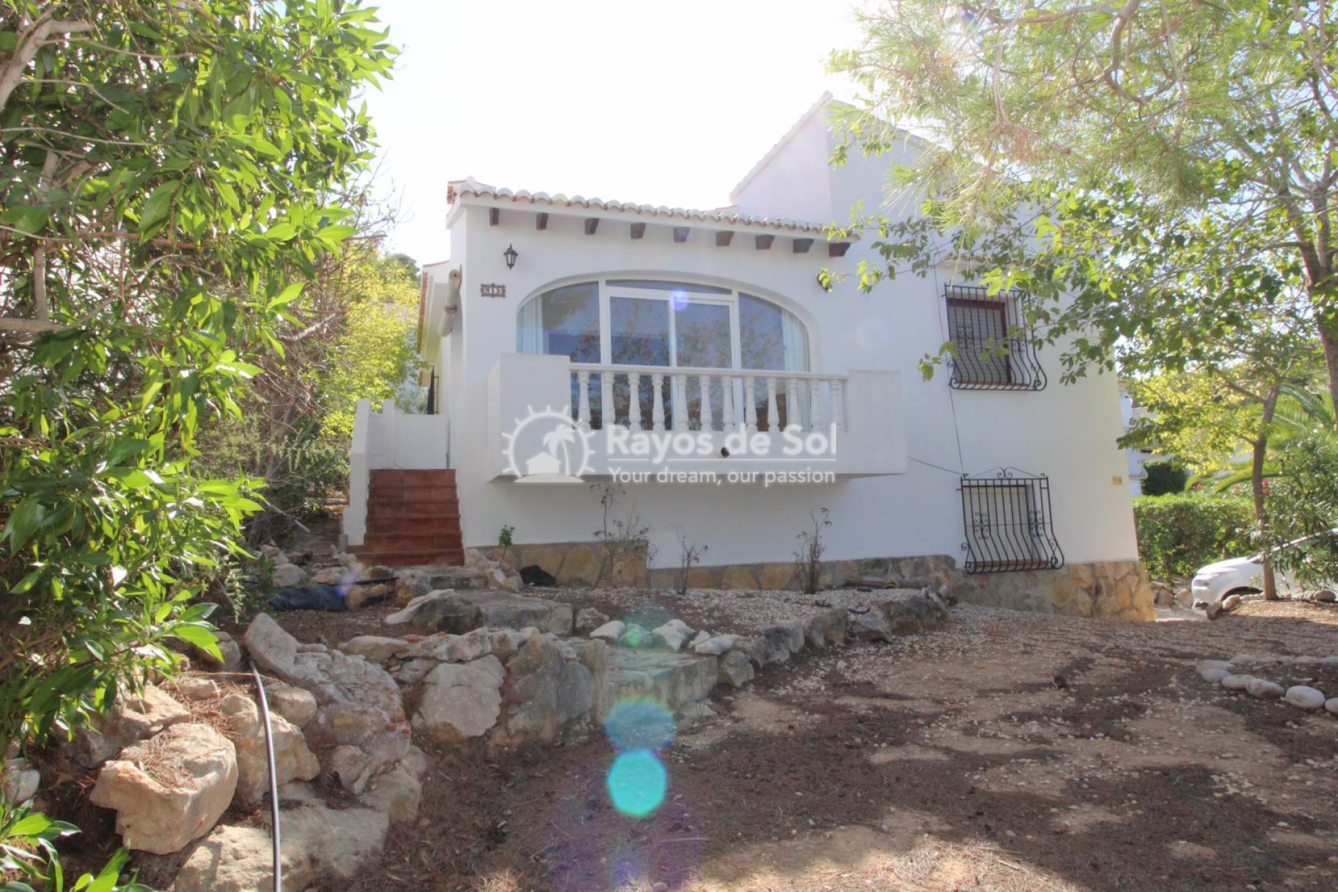 Villa  in Moraira, Costa Blanca (3495) - 3