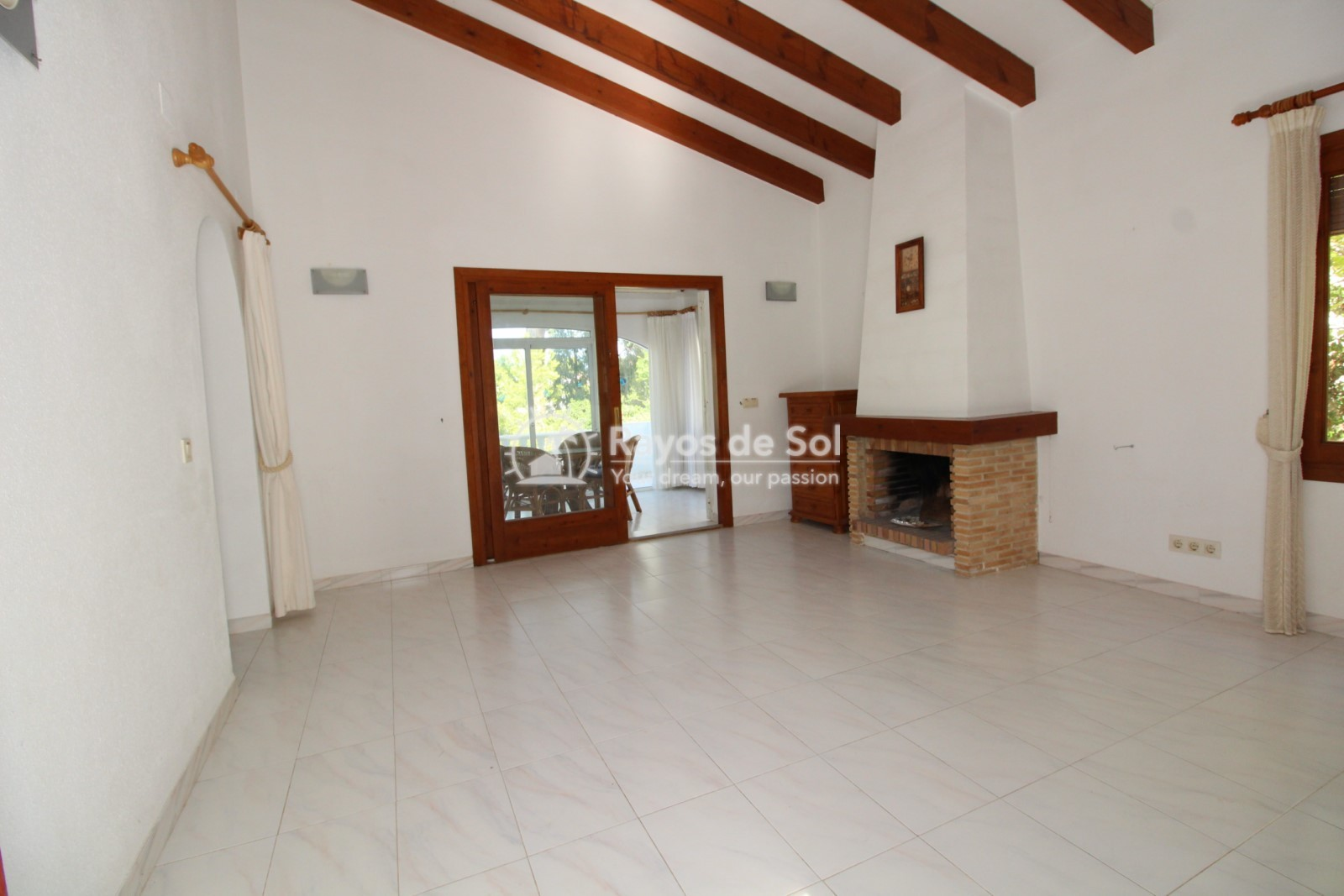Villa  in Moraira, Costa Blanca (3495) - 5