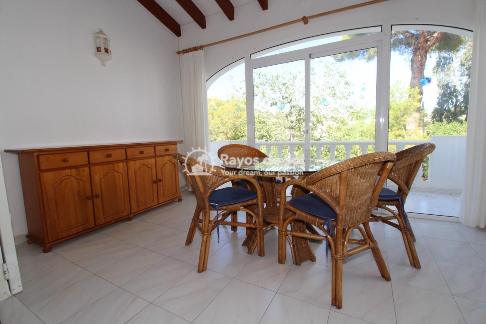 Villa  in Moraira, Costa Blanca (3495) - 7