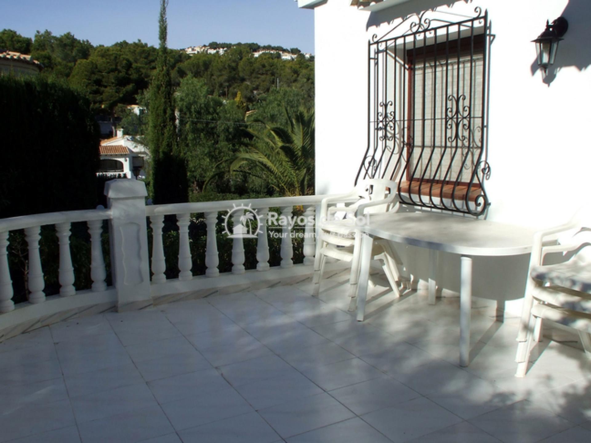 Villa  in Moraira, Costa Blanca (3495) - 9