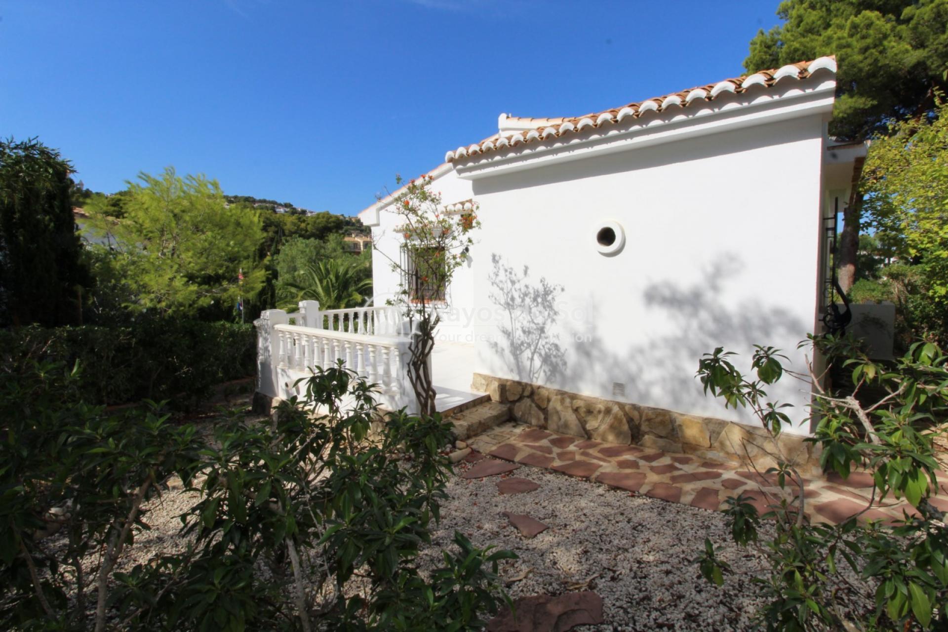 Villa  in Moraira, Costa Blanca (3495) - 14