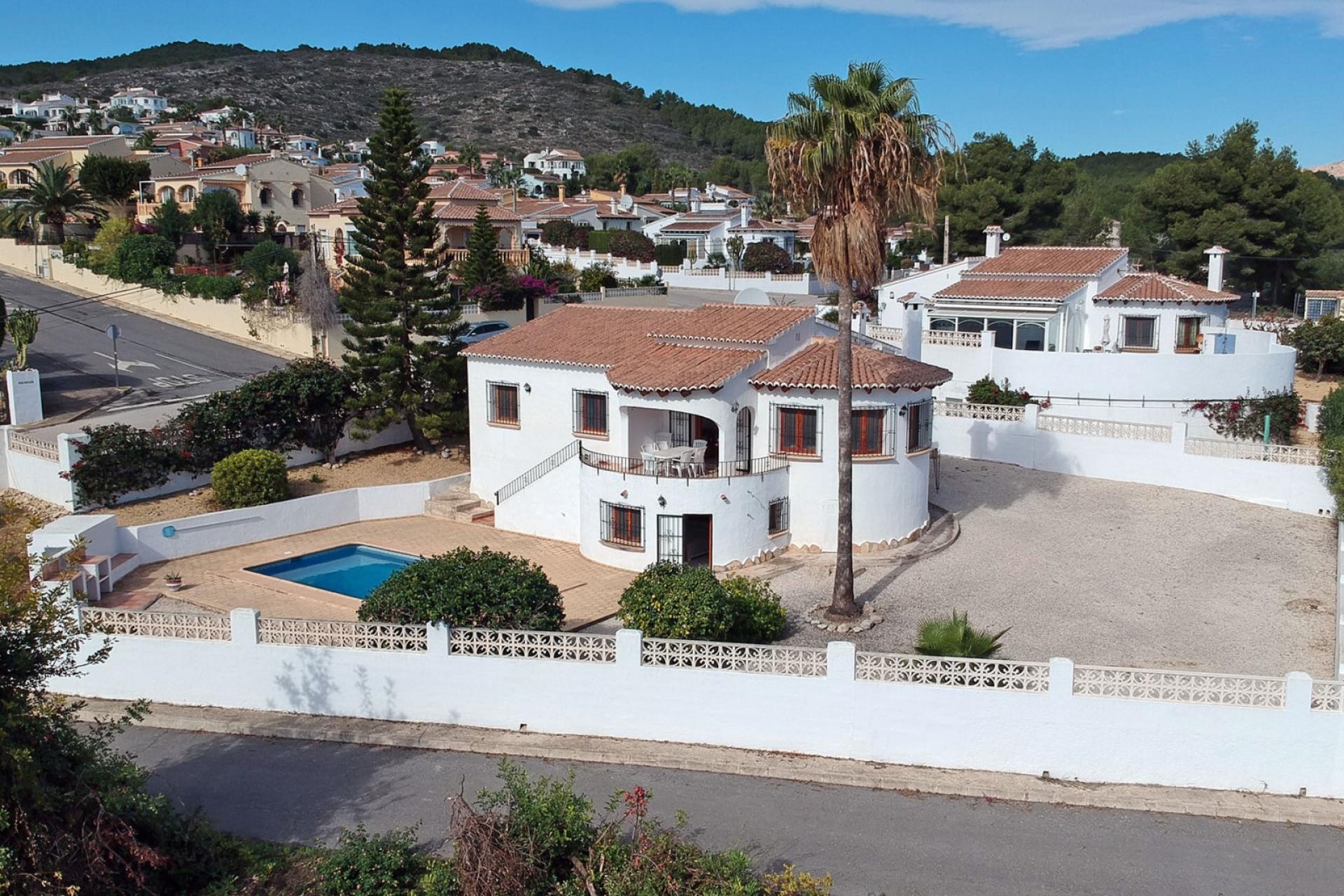 Villa  in Benitachell, Costa Blanca (3514) - 1