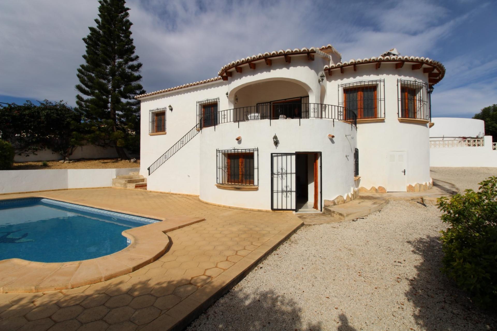 Villa  in Benitachell, Costa Blanca (3514) - 3
