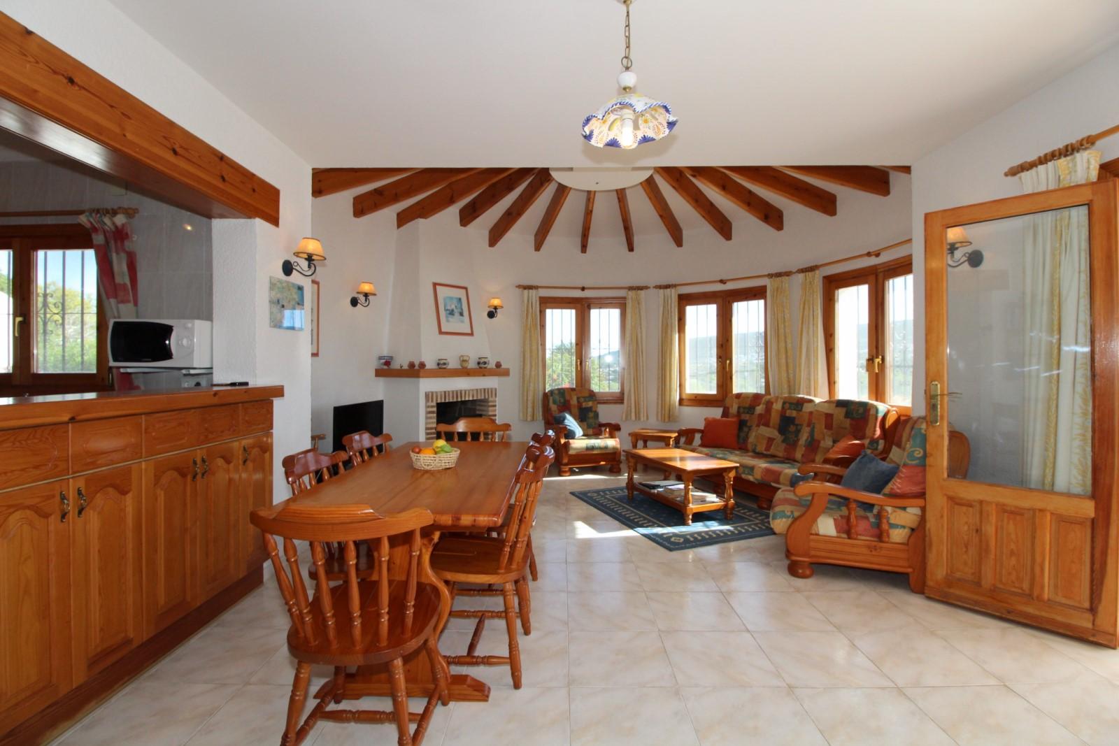 Villa  in Benitachell, Costa Blanca (3514) - 5