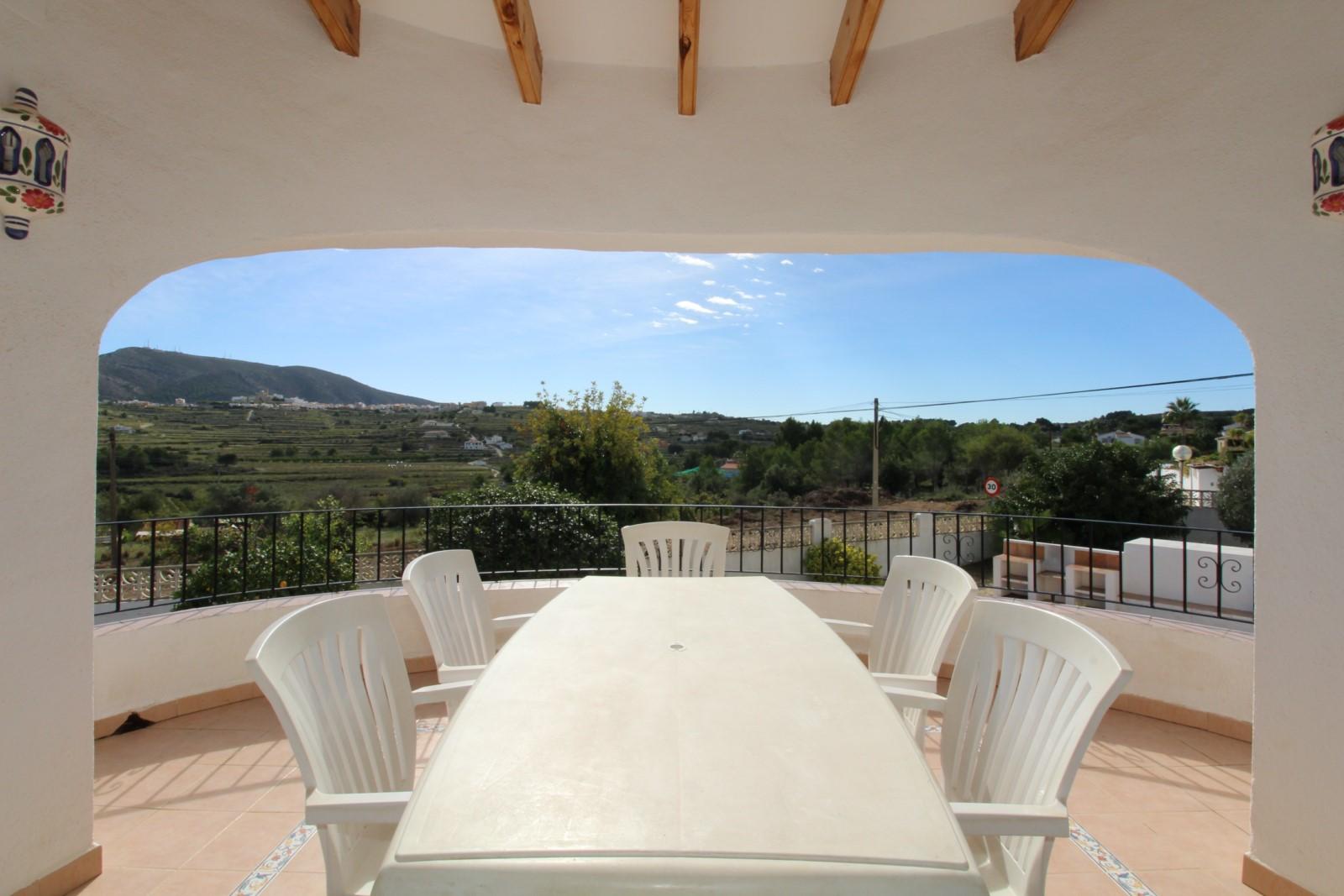 Villa  in Benitachell, Costa Blanca (3514) - 14