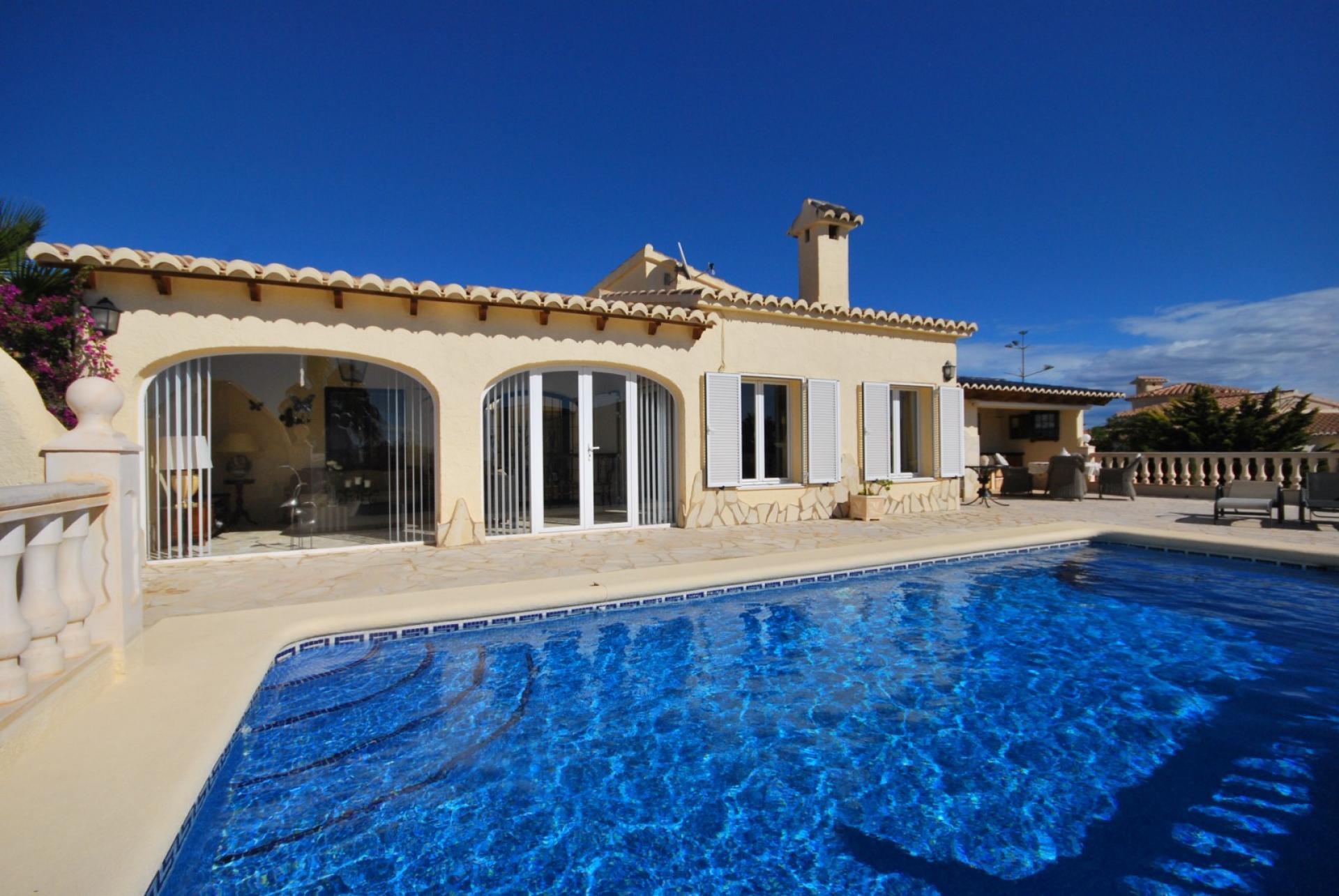 Villa  in Benitachell, Costa Blanca (3517) - 1