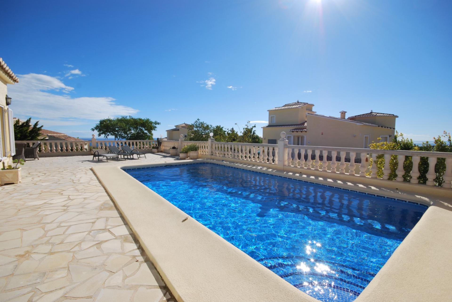 Villa  in Benitachell, Costa Blanca (3517) - 2