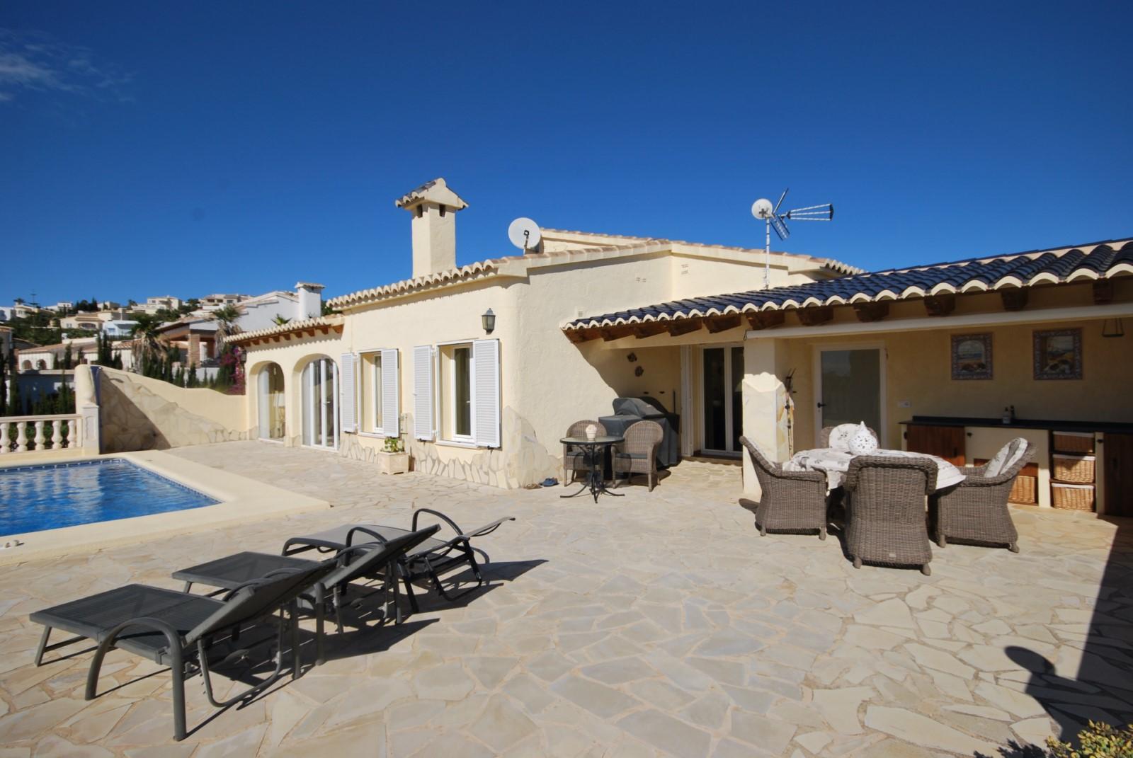 Villa  in Benitachell, Costa Blanca (3517) - 4