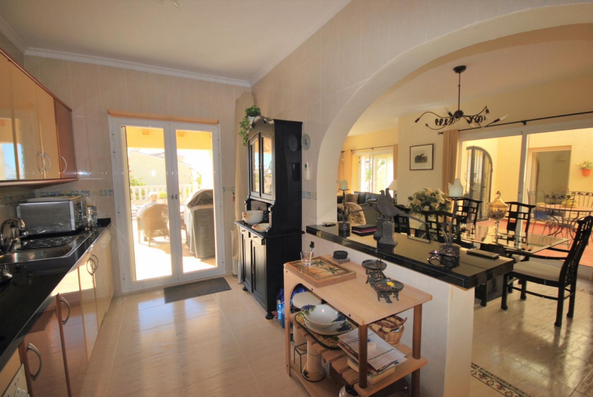 Villa  in Benitachell, Costa Blanca (3517) - 9