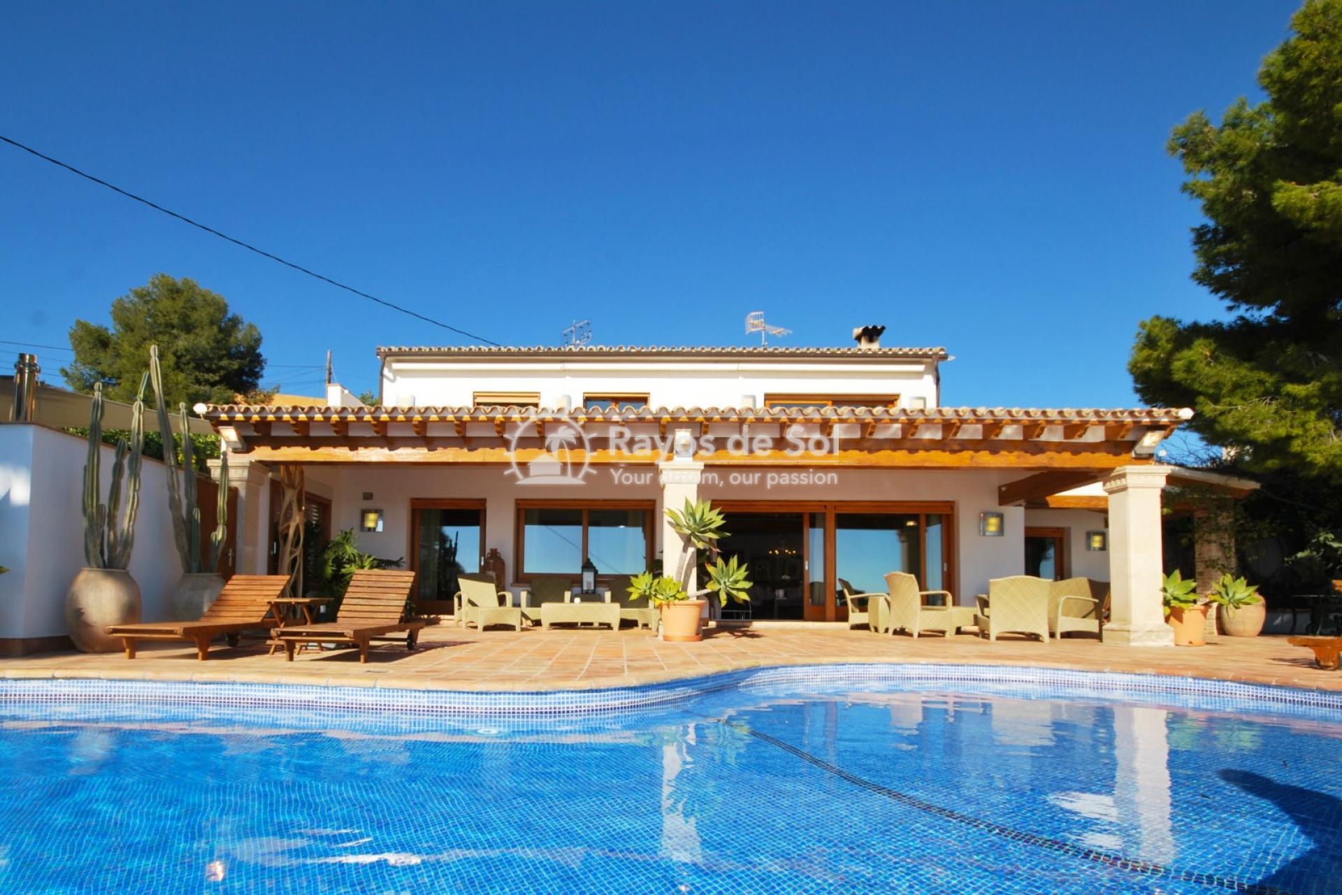 Villa  in Calpe, Costa Blanca North (3551) - 1
