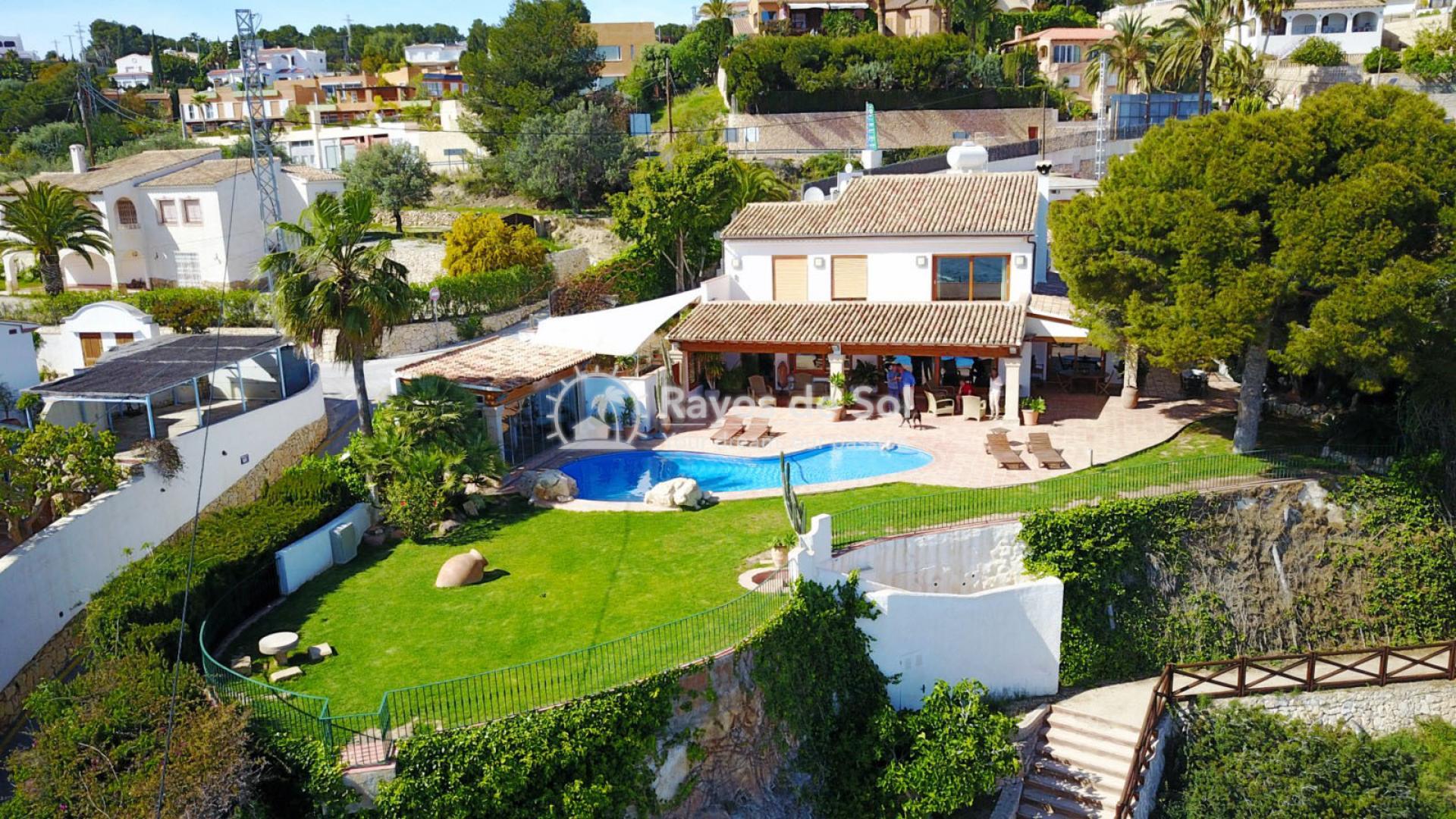 Villa  in Calpe, Costa Blanca North (3551) - 2