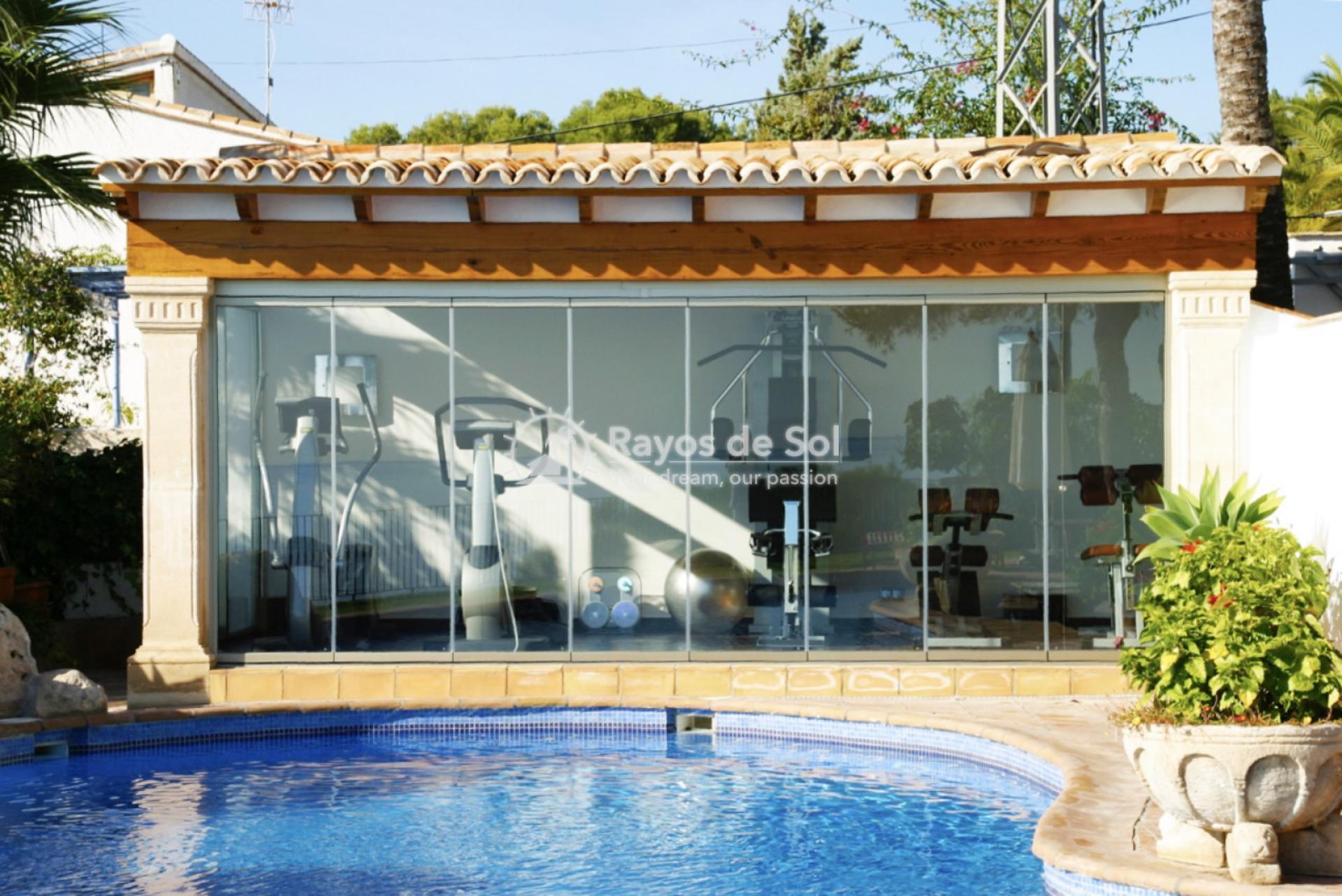Villa  in Calpe, Costa Blanca North (3551) - 8