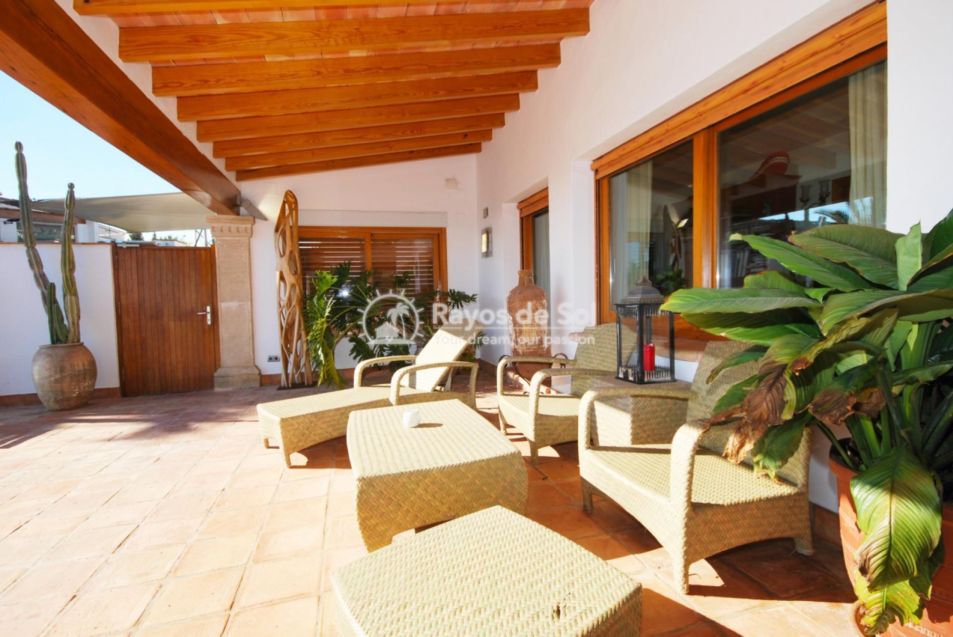 Villa  in Calpe, Costa Blanca North (3551) - 10