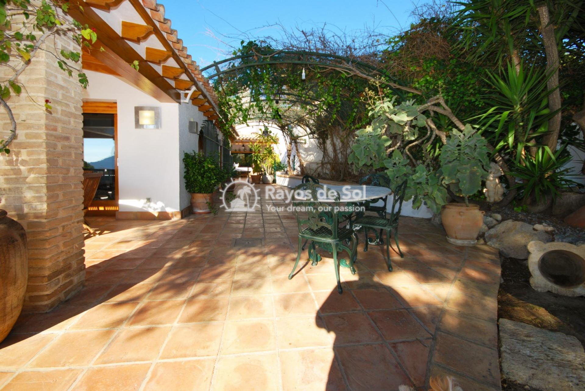 Villa  in Calpe, Costa Blanca North (3551) - 11