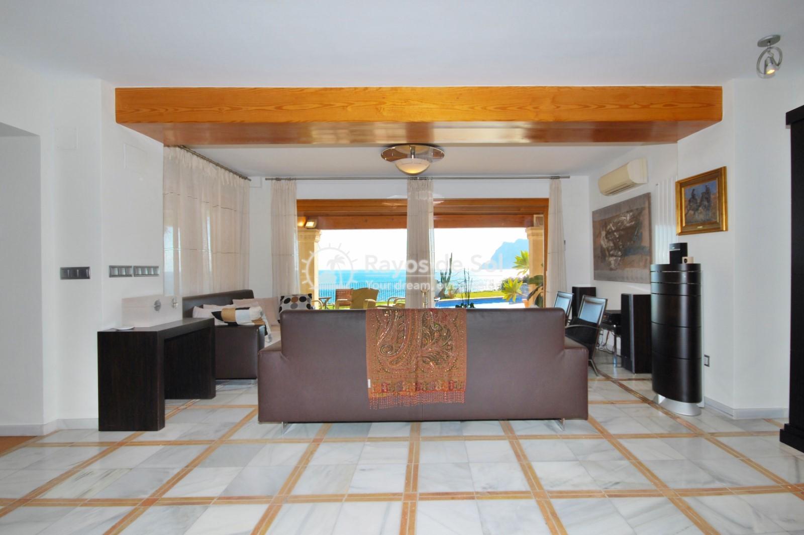 Villa  in Calpe, Costa Blanca North (3551) - 12