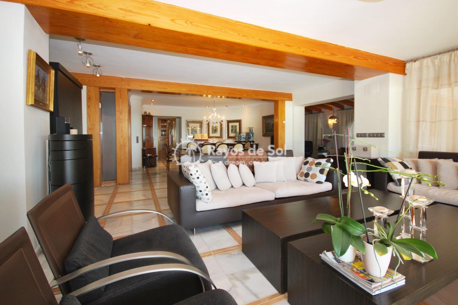 Villa  in Calpe, Costa Blanca North (3551) - 13