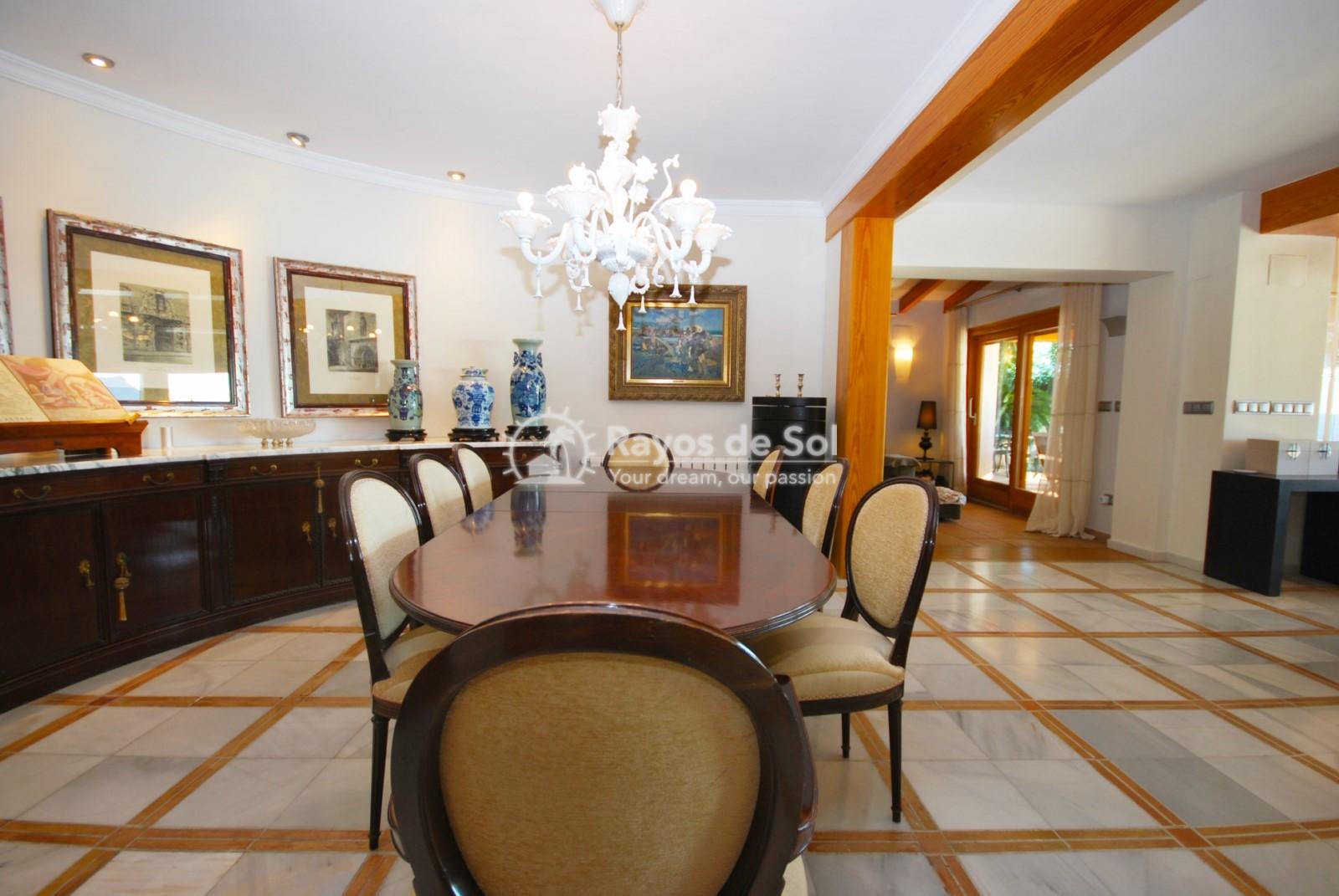 Villa  in Calpe, Costa Blanca North (3551) - 14