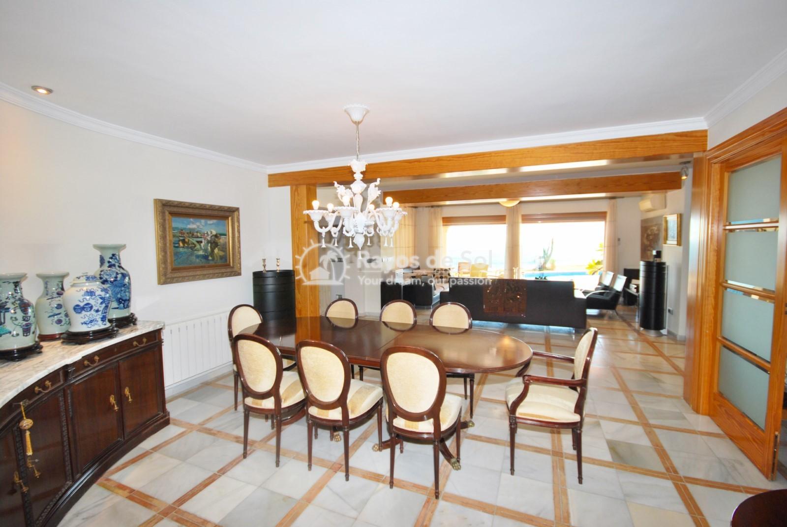 Villa  in Calpe, Costa Blanca North (3551) - 15
