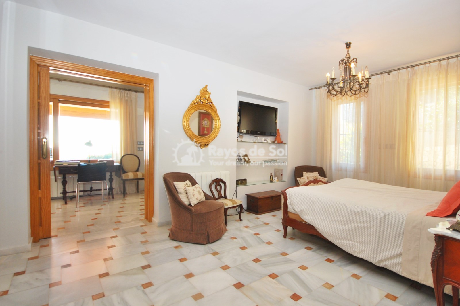 Villa  in Calpe, Costa Blanca North (3551) - 17