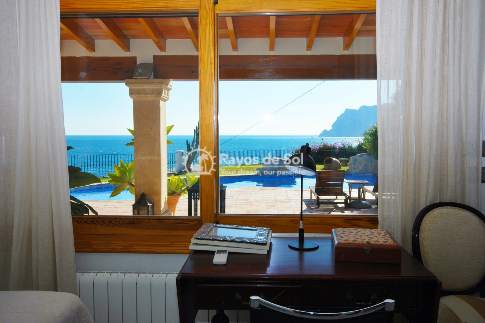 Villa  in Calpe, Costa Blanca North (3551) - 18