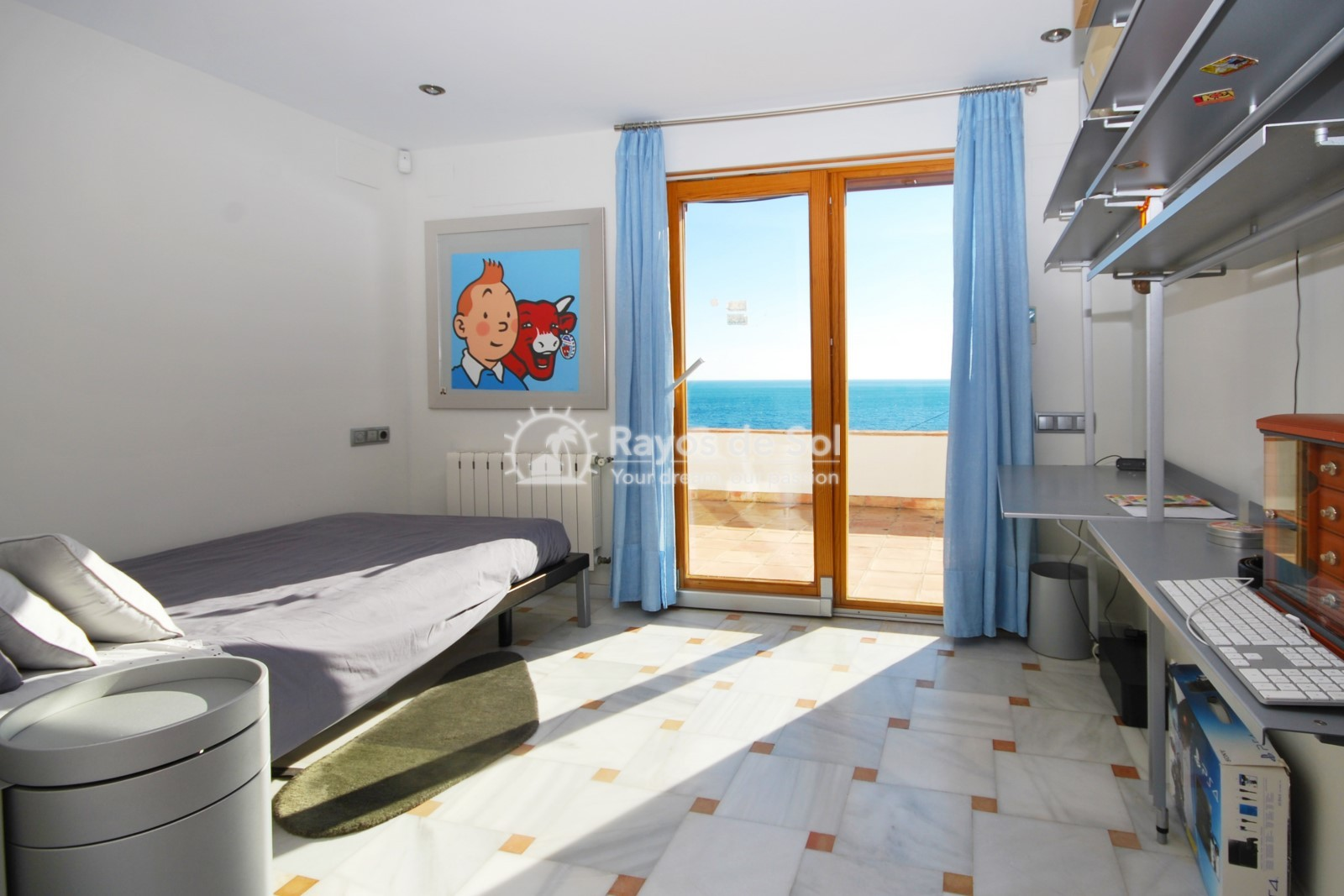 Villa  in Calpe, Costa Blanca North (3551) - 26