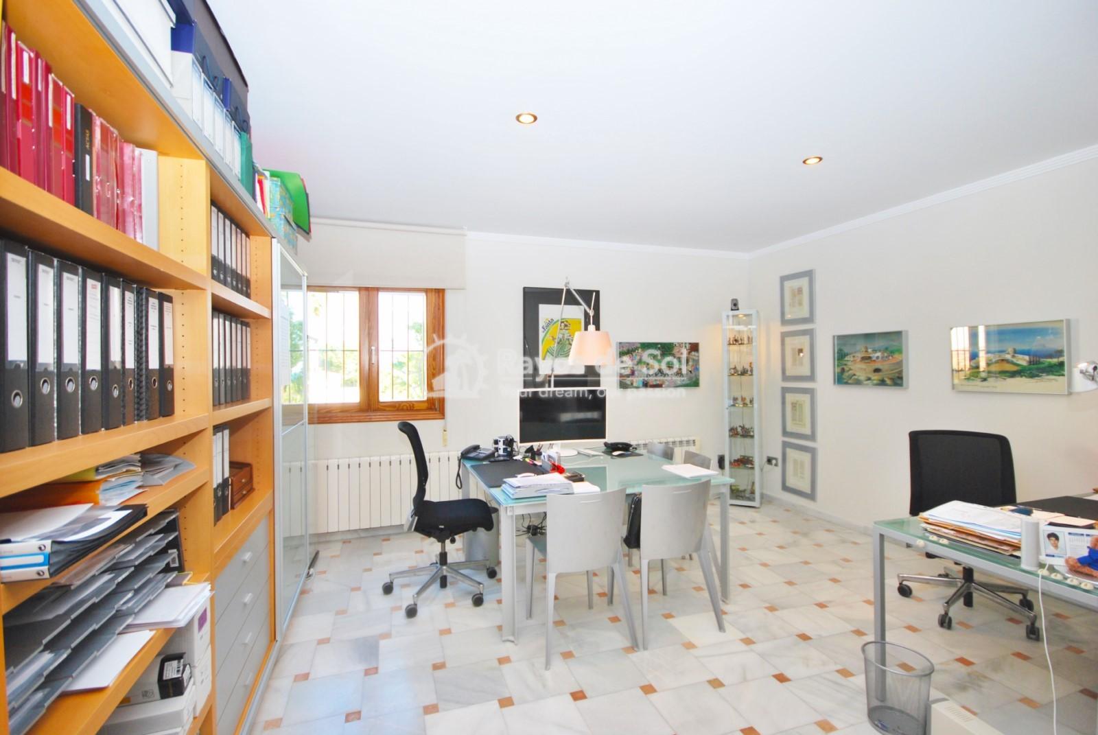 Villa  in Calpe, Costa Blanca North (3551) - 31