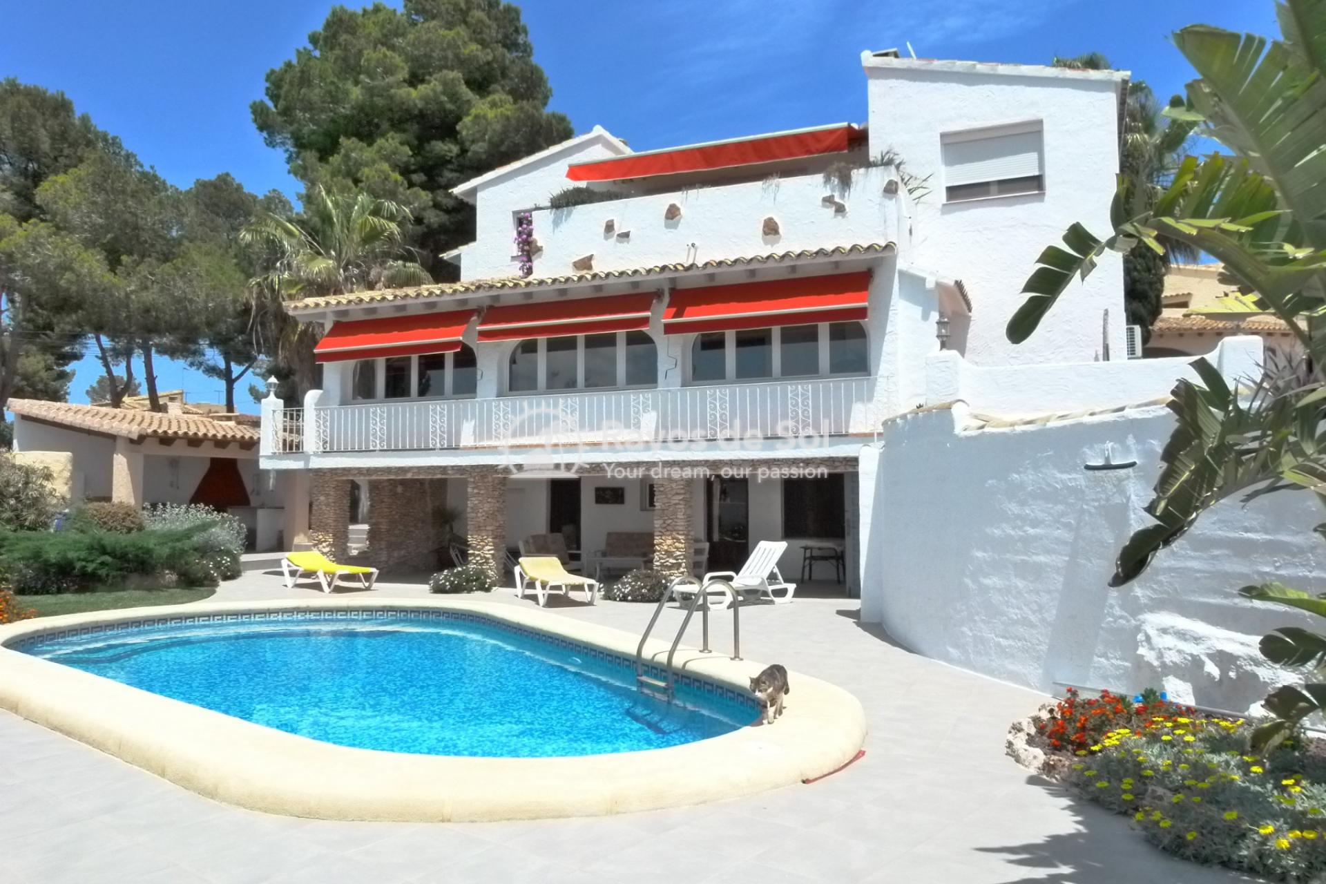 Villa  in Moraira, Costa Blanca (3630x) - 1