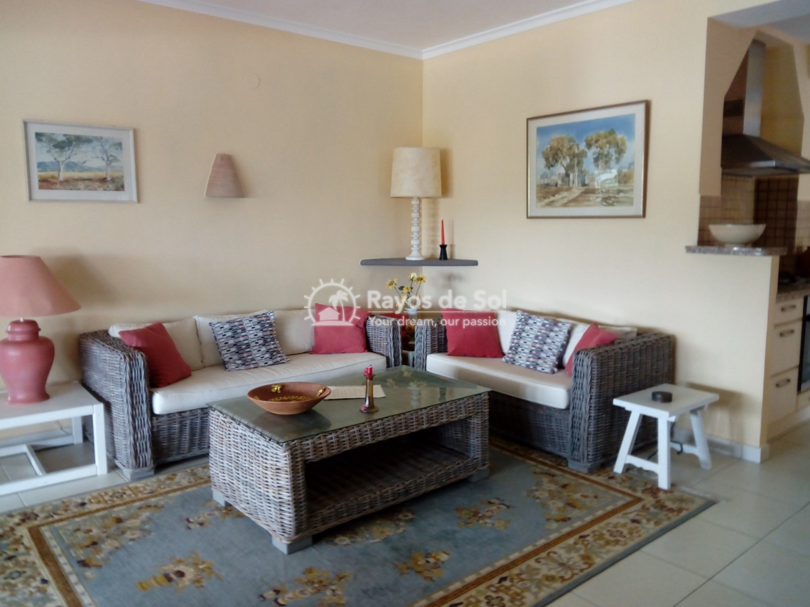 Villa  in Moraira, Costa Blanca (3630x) - 3