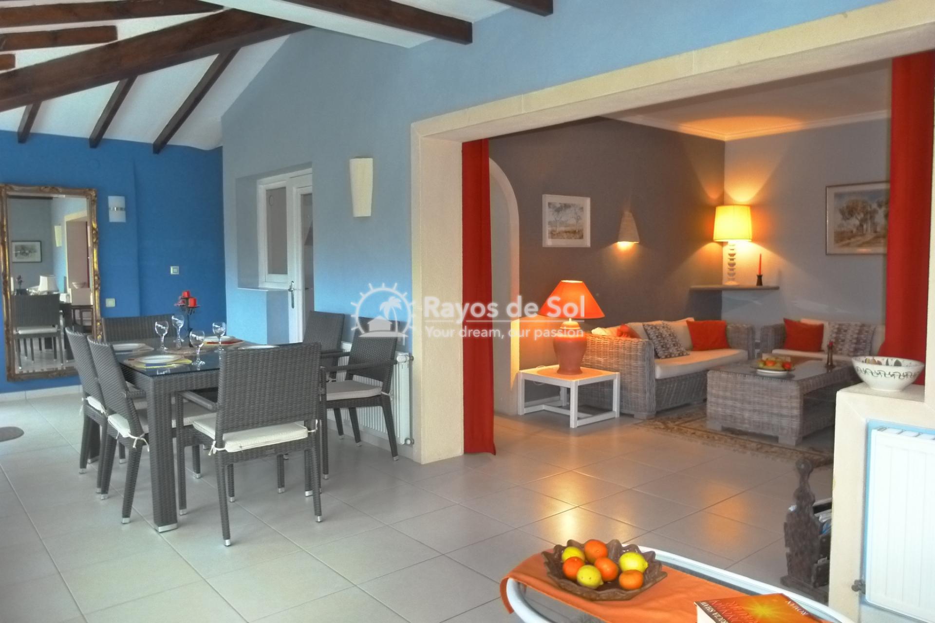 Villa  in Moraira, Costa Blanca (3630x) - 4
