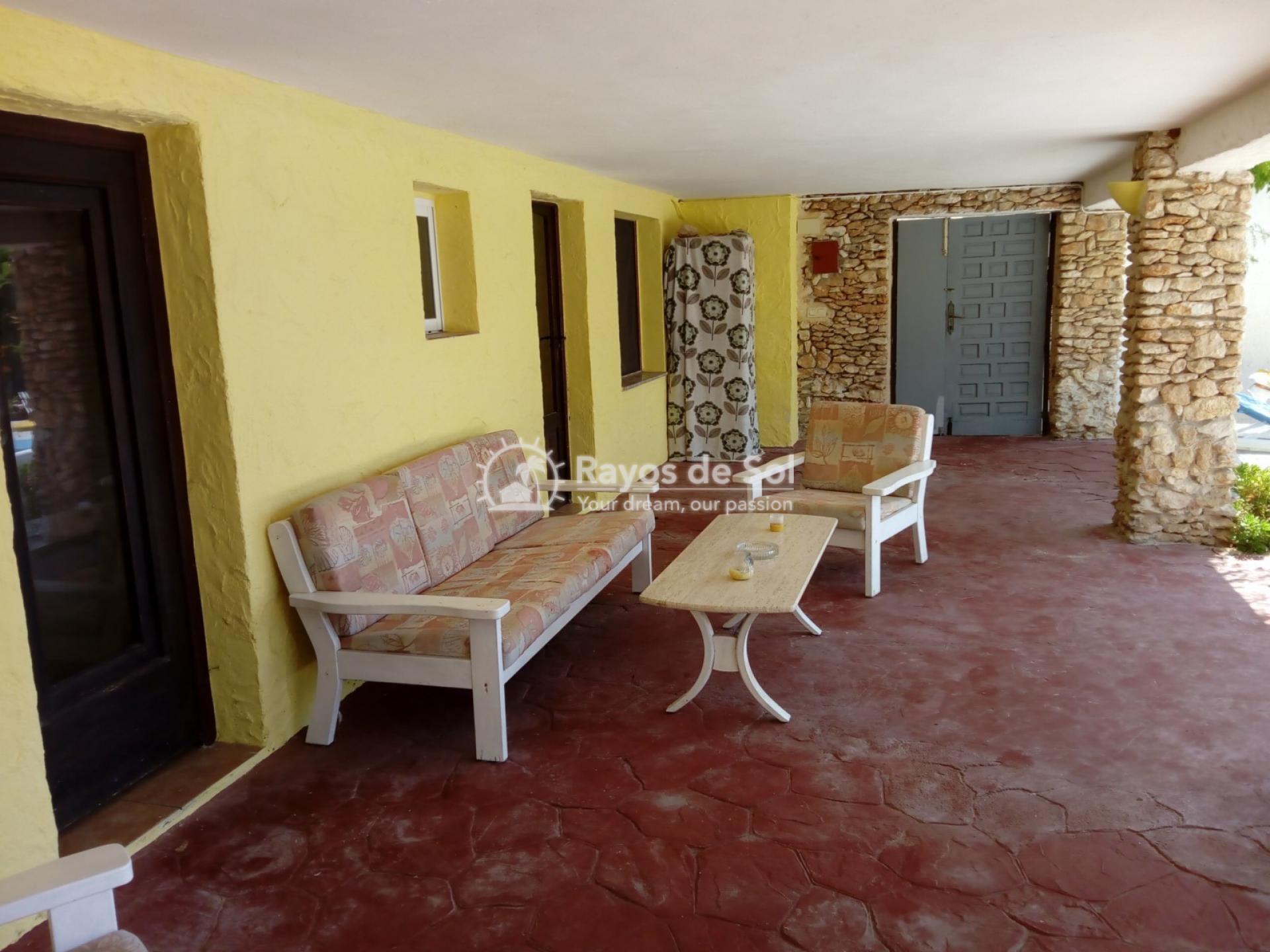Villa  in Moraira, Costa Blanca (3630x) - 11